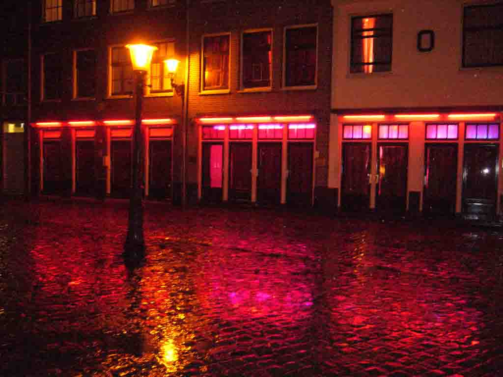 Behind the Red Light District: 'Upgrading' the Red Light District?