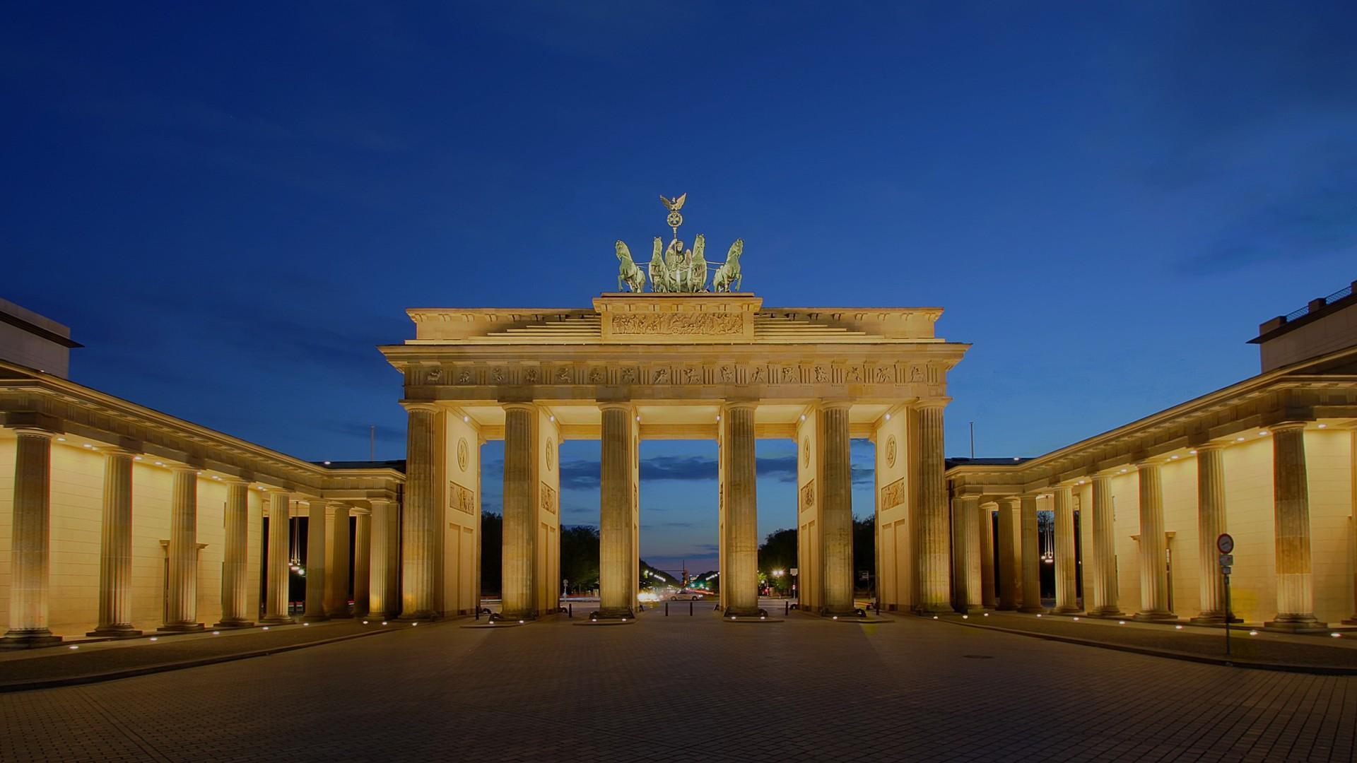 Brandenburg Gate Stunning Wallpapers – Travel HD Wallpapers