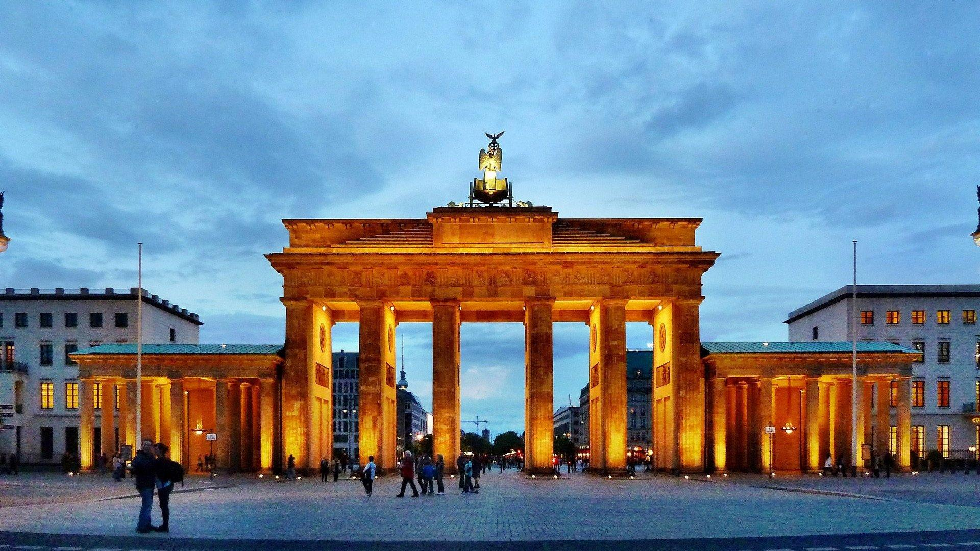 Brandenburg Gate Wallpapers 10