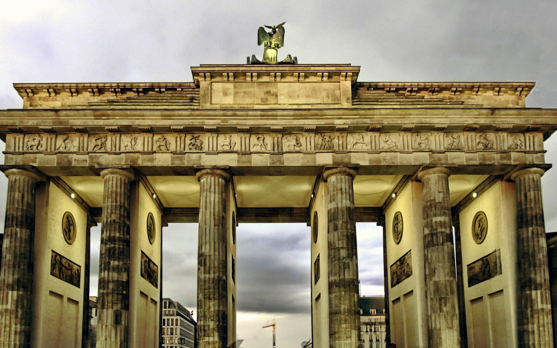 Brandenburg Gate Wallpapers 7