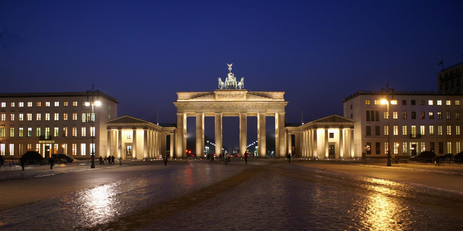Brandenburg Gate Attraction Wallpapers – Travel HD Wallpapers