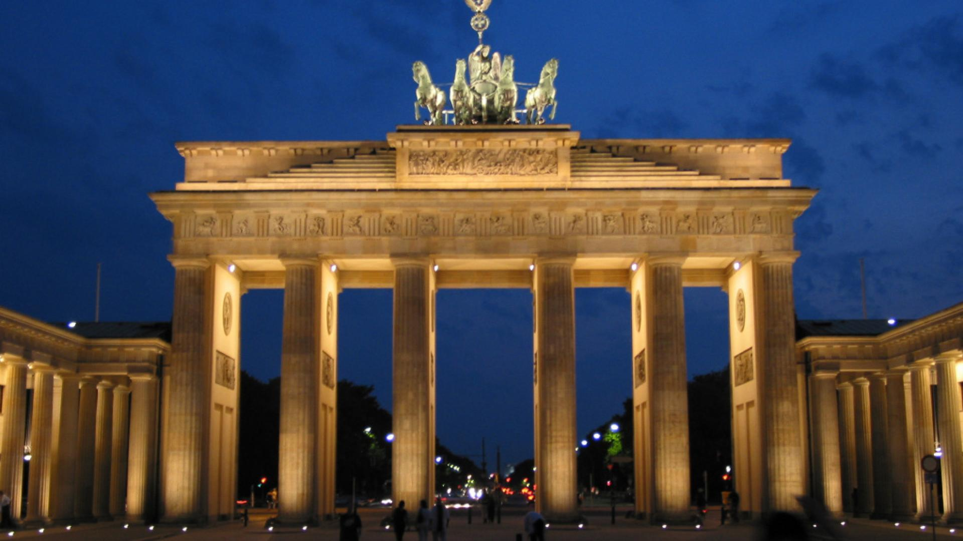 Brandenburg Gate Wallpapers 20