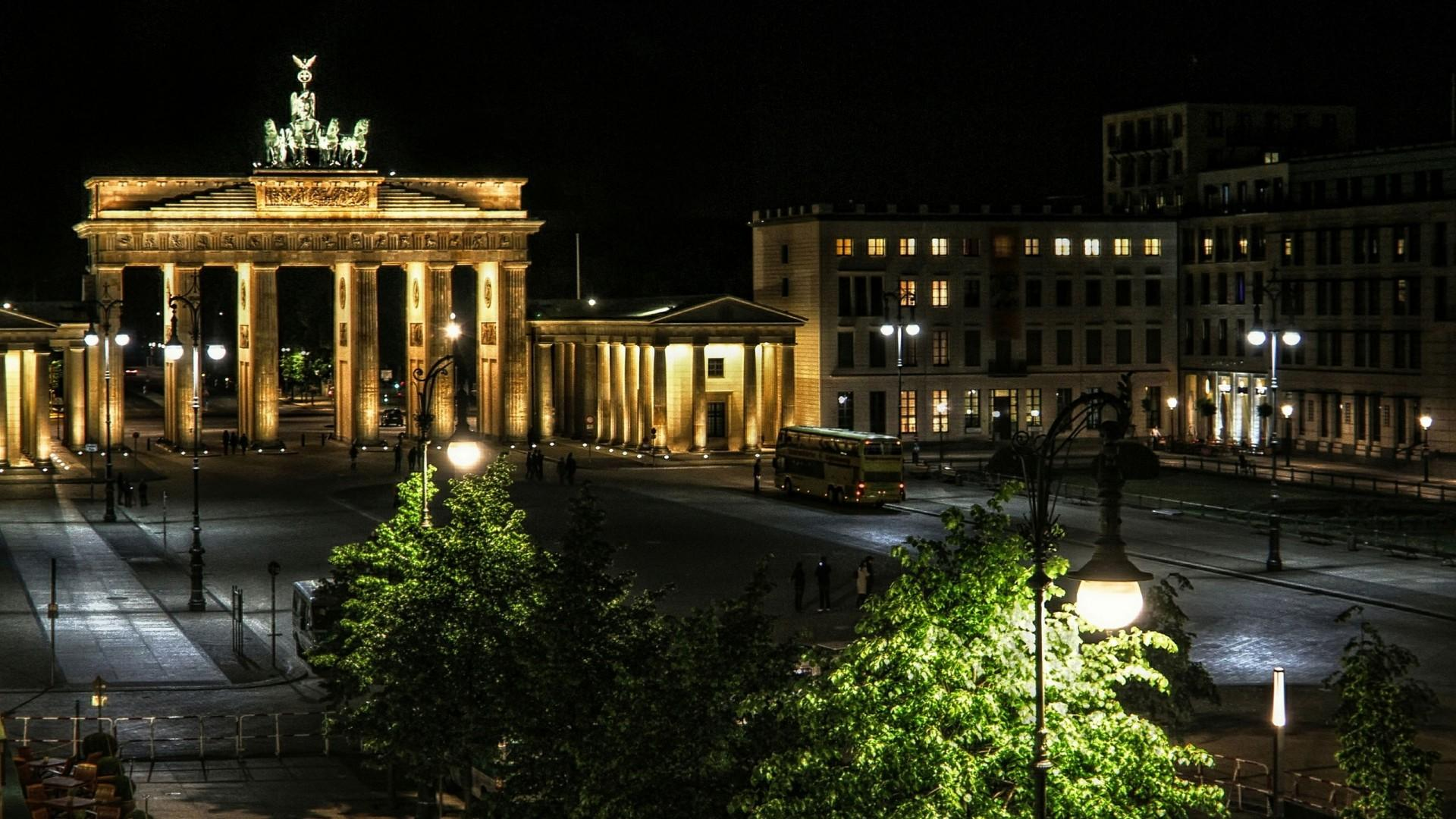 Brandenburg Gate Wallpapers 8