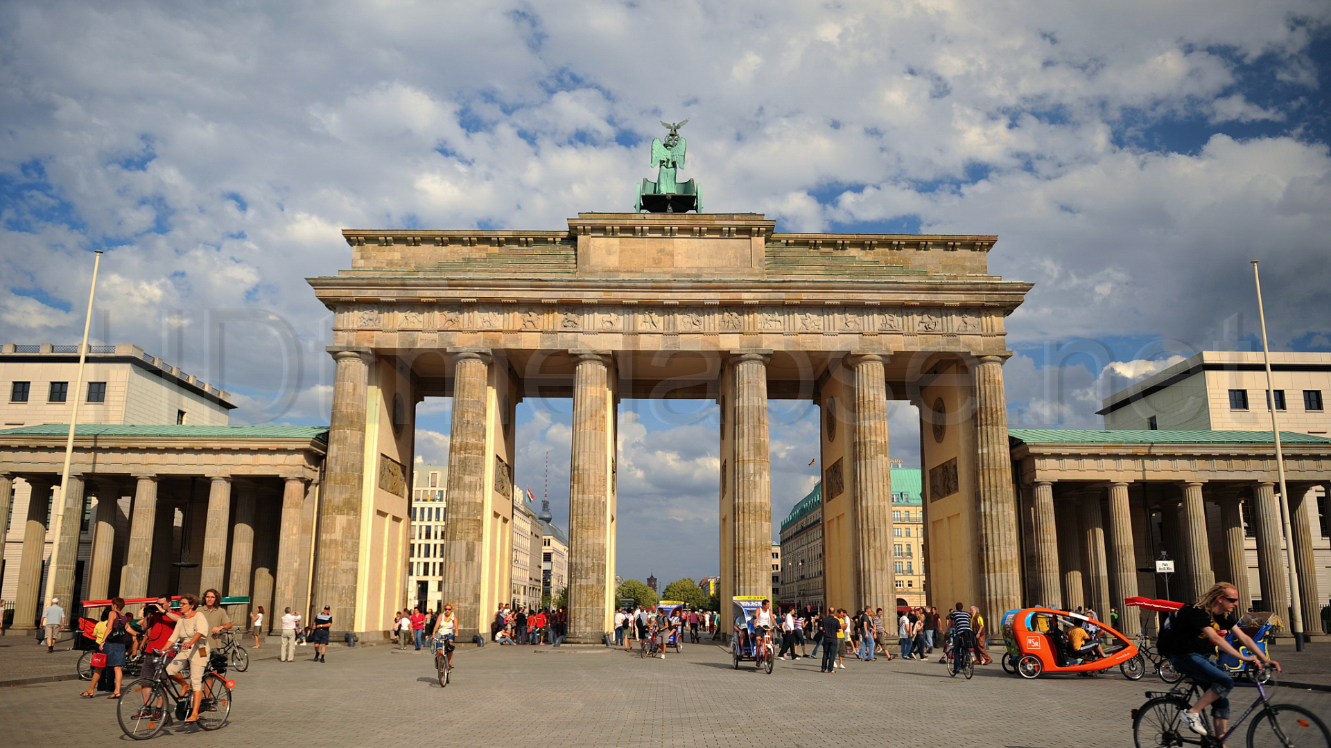 Brandenburg Gate Wallpapers 11