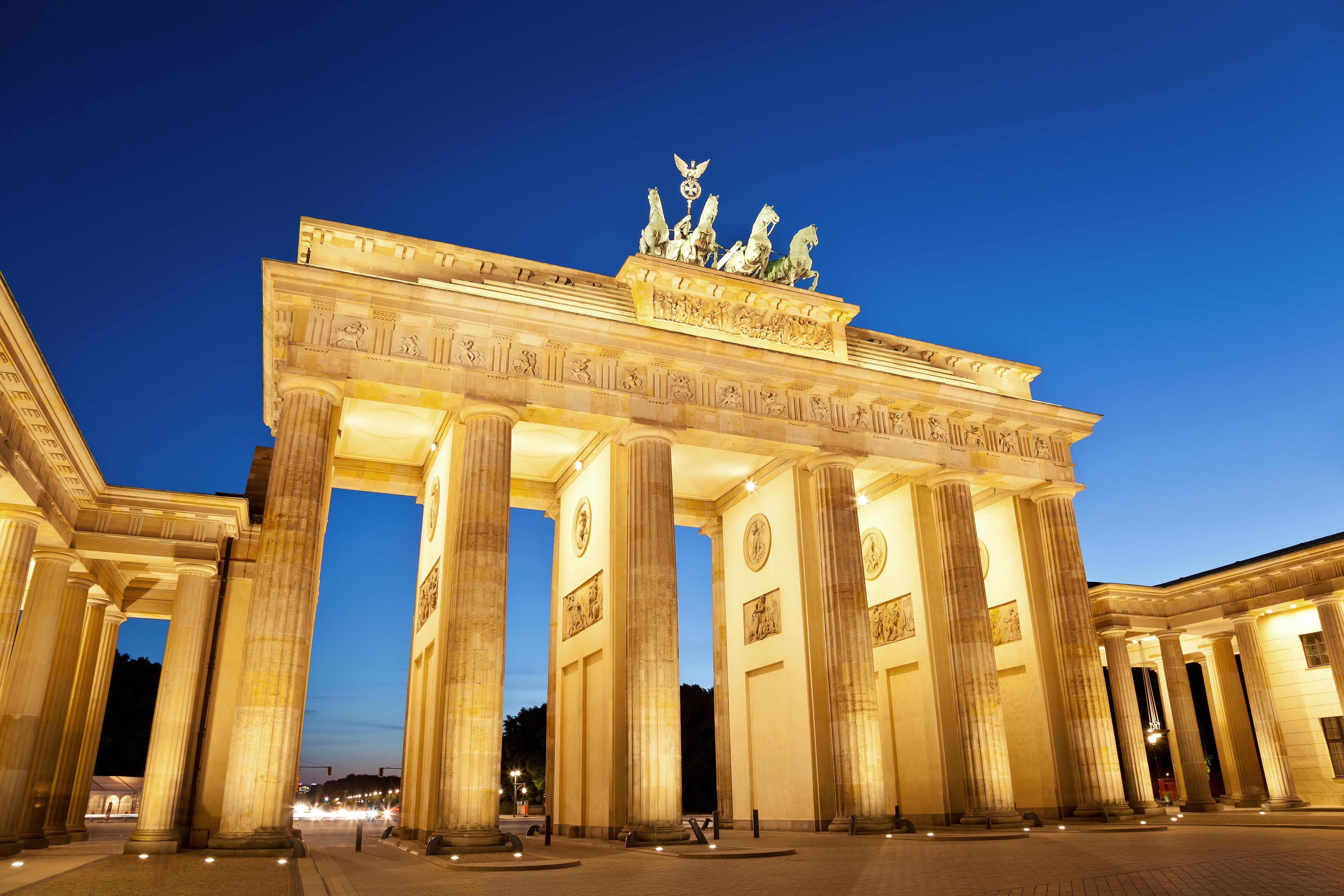 Brandenburg Gate 5k Retina Ultra HD Wallpapers