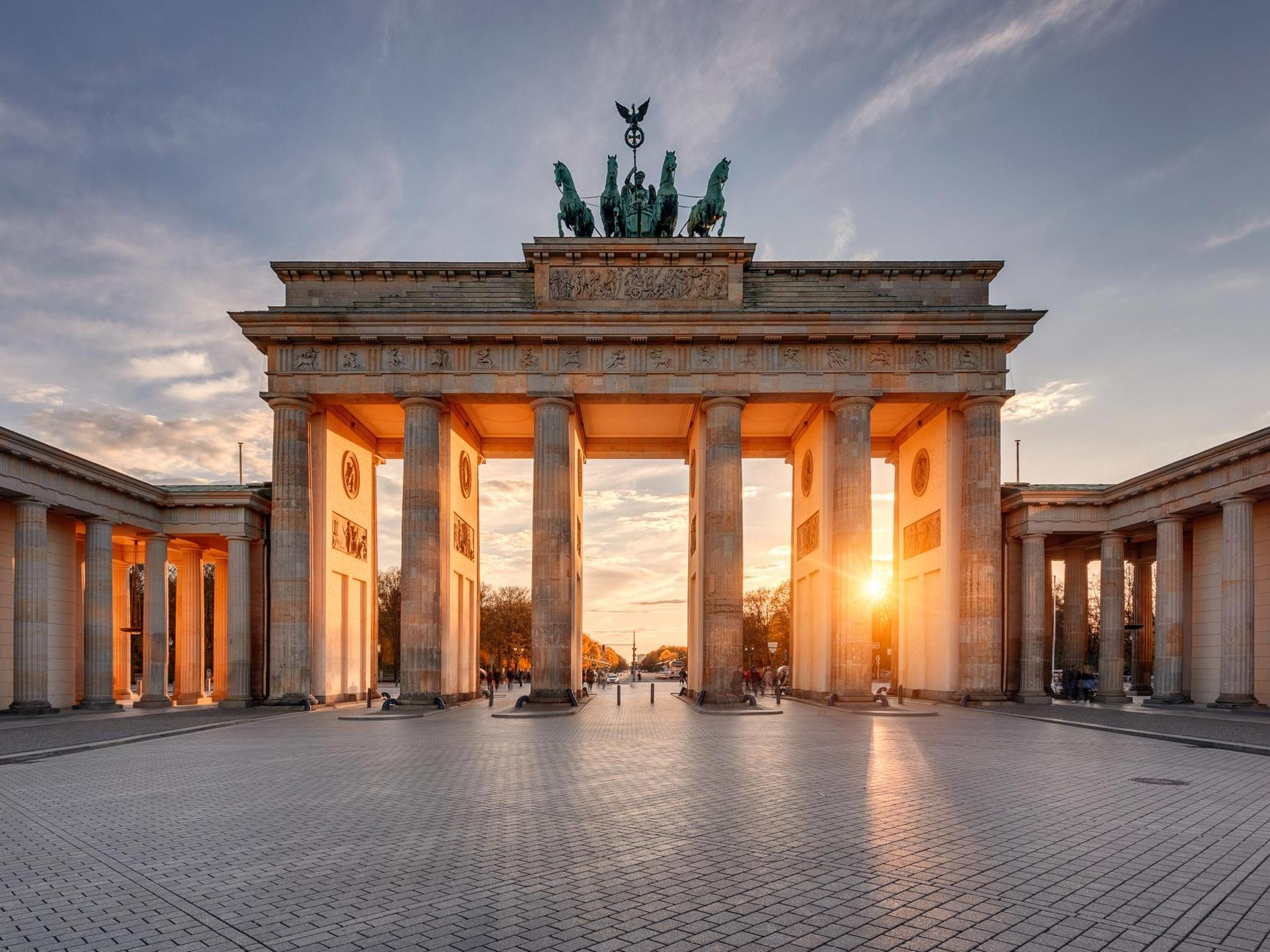 Where to stay near Berlin's Brandenburg Gate