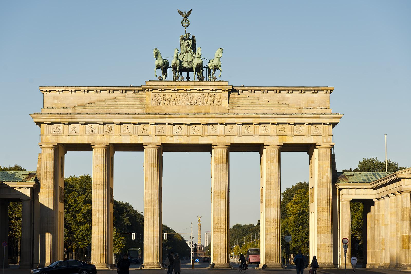 Brandenburg Gate Wallpapers 23