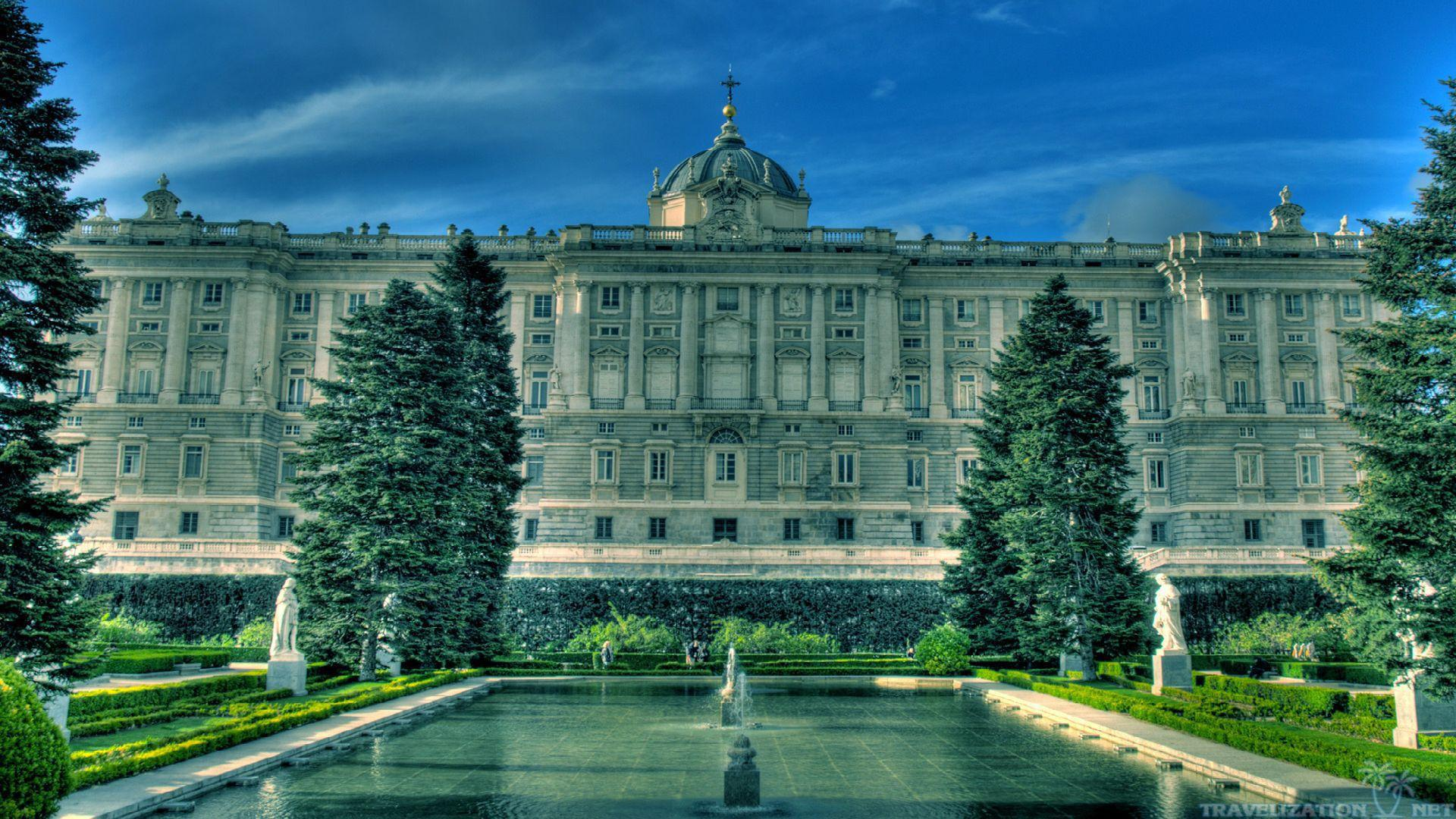 Palace of Madrid wallpapers and image
