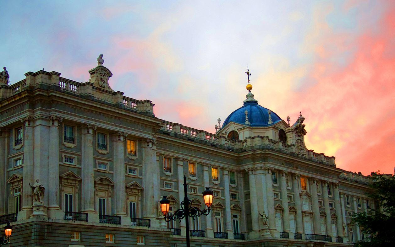 The Stunning Royal Palace of Madrid – Madrid