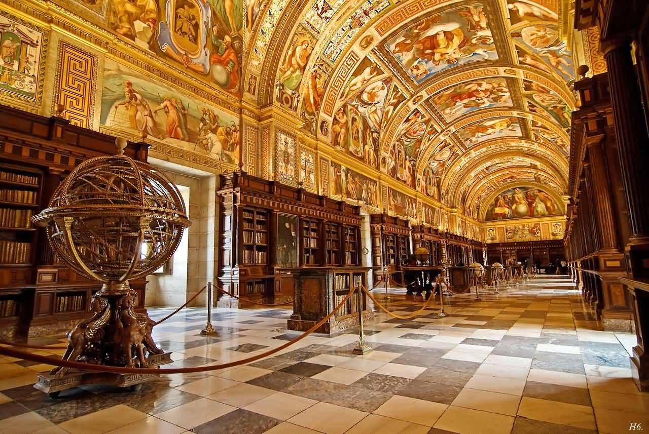 30 Incredible Interior Pictures Of Royal Palace Of Madrid In Spain