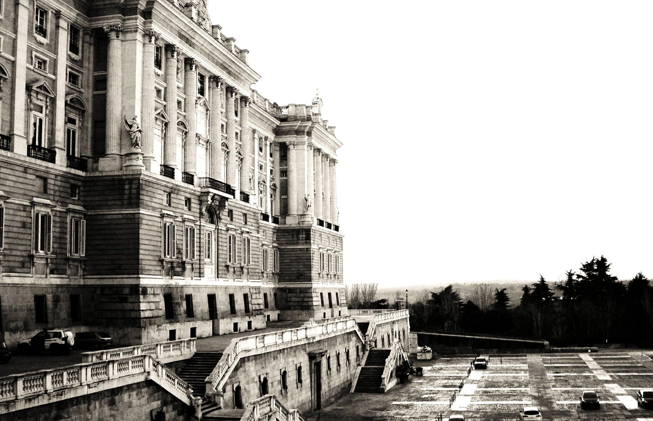 Royal Palace, Palace, Madrid, Tourism, architecture, building
