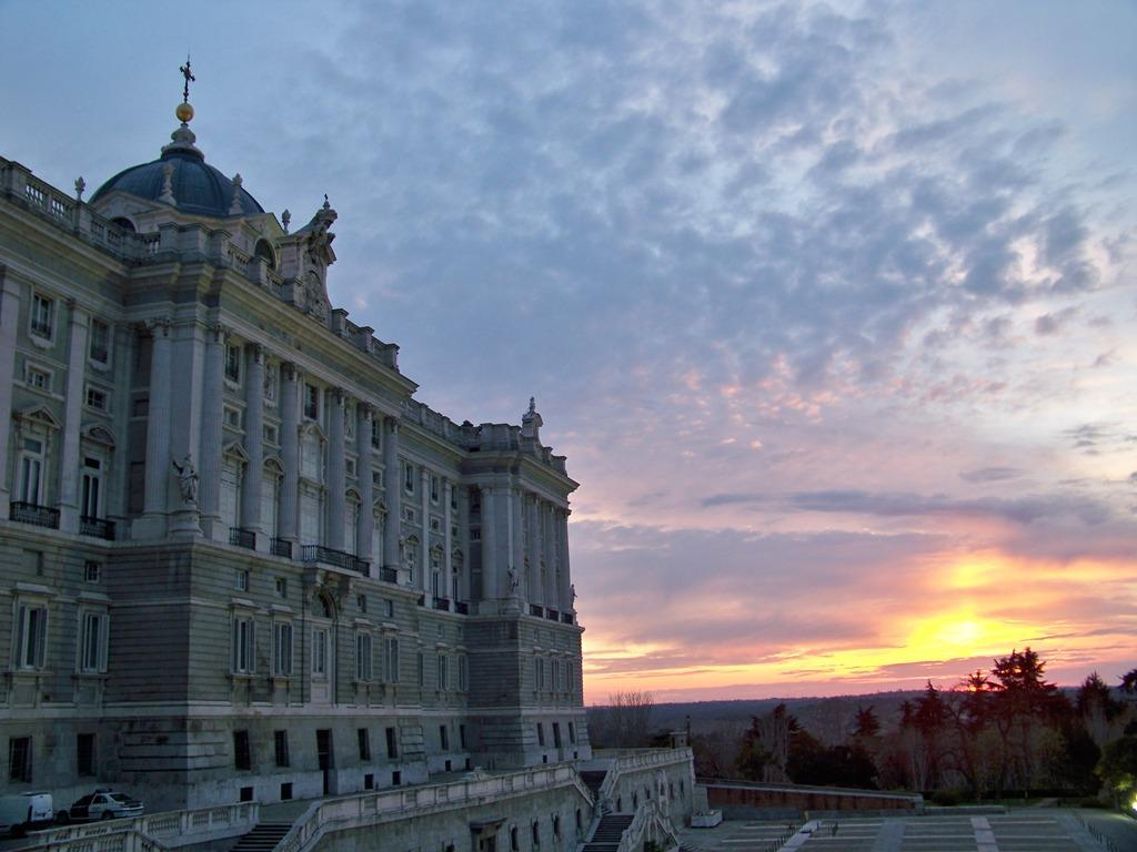 An American in Spain, part 3: Palaces and parks in Madrid