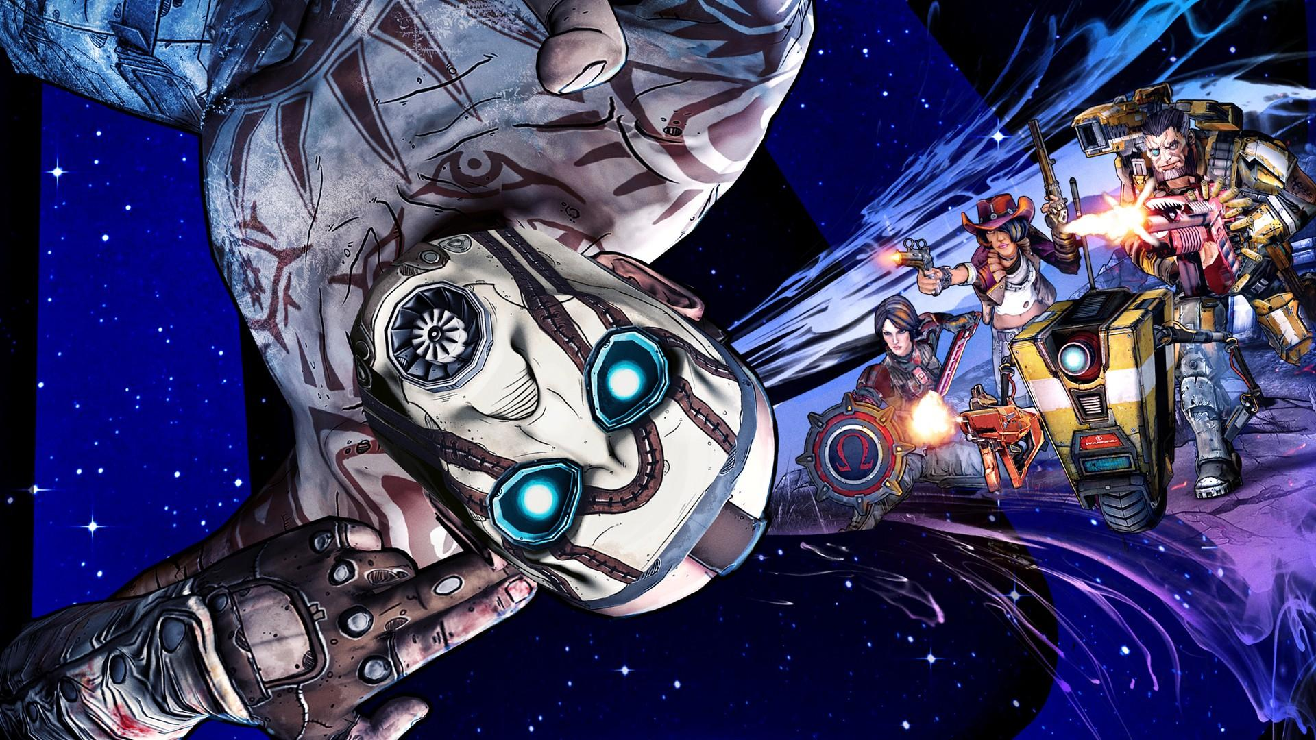 Wallpapers Wallpapers from Borderlands: The Pre