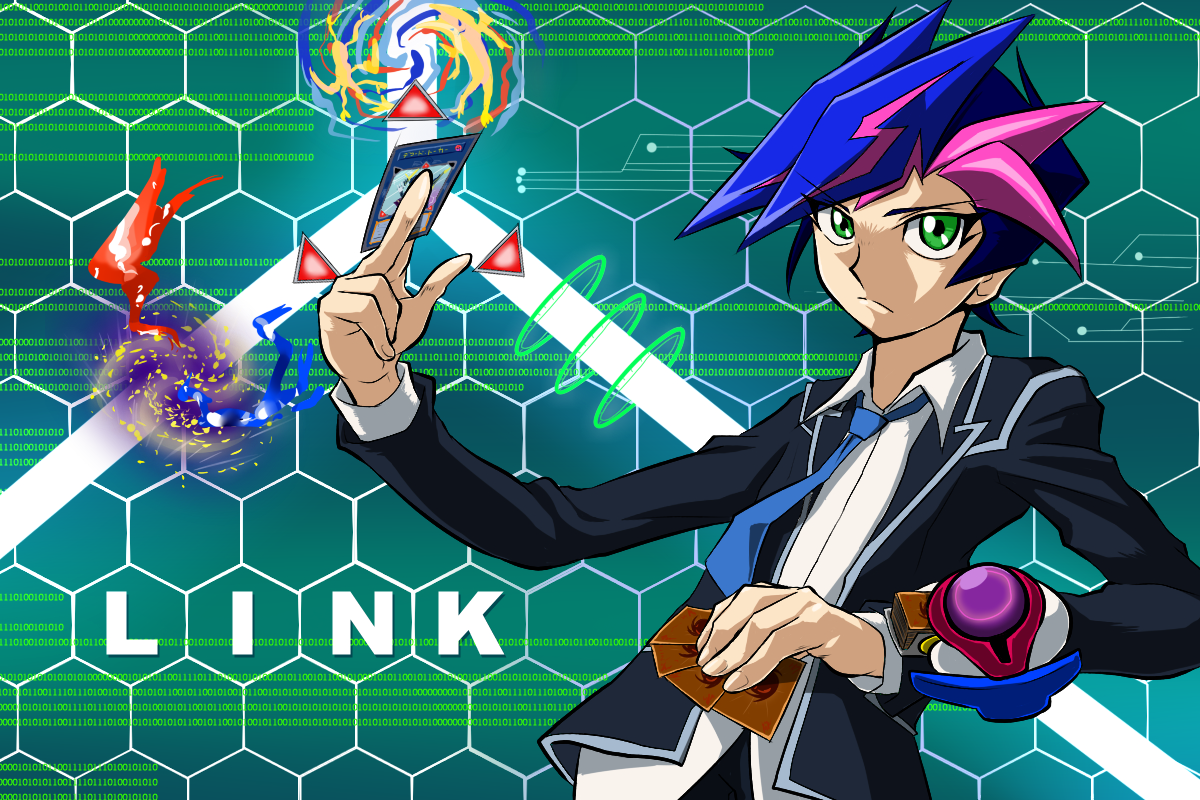 Yu Gi Oh Vrains Wallpapers Wallpaper Cave