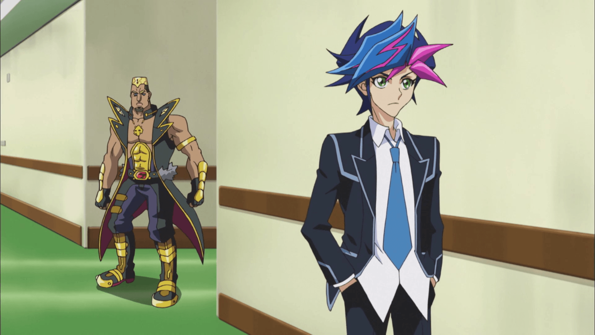 Yu-Gi-Oh! VRAINS Wallpapers - Wallpaper Cave