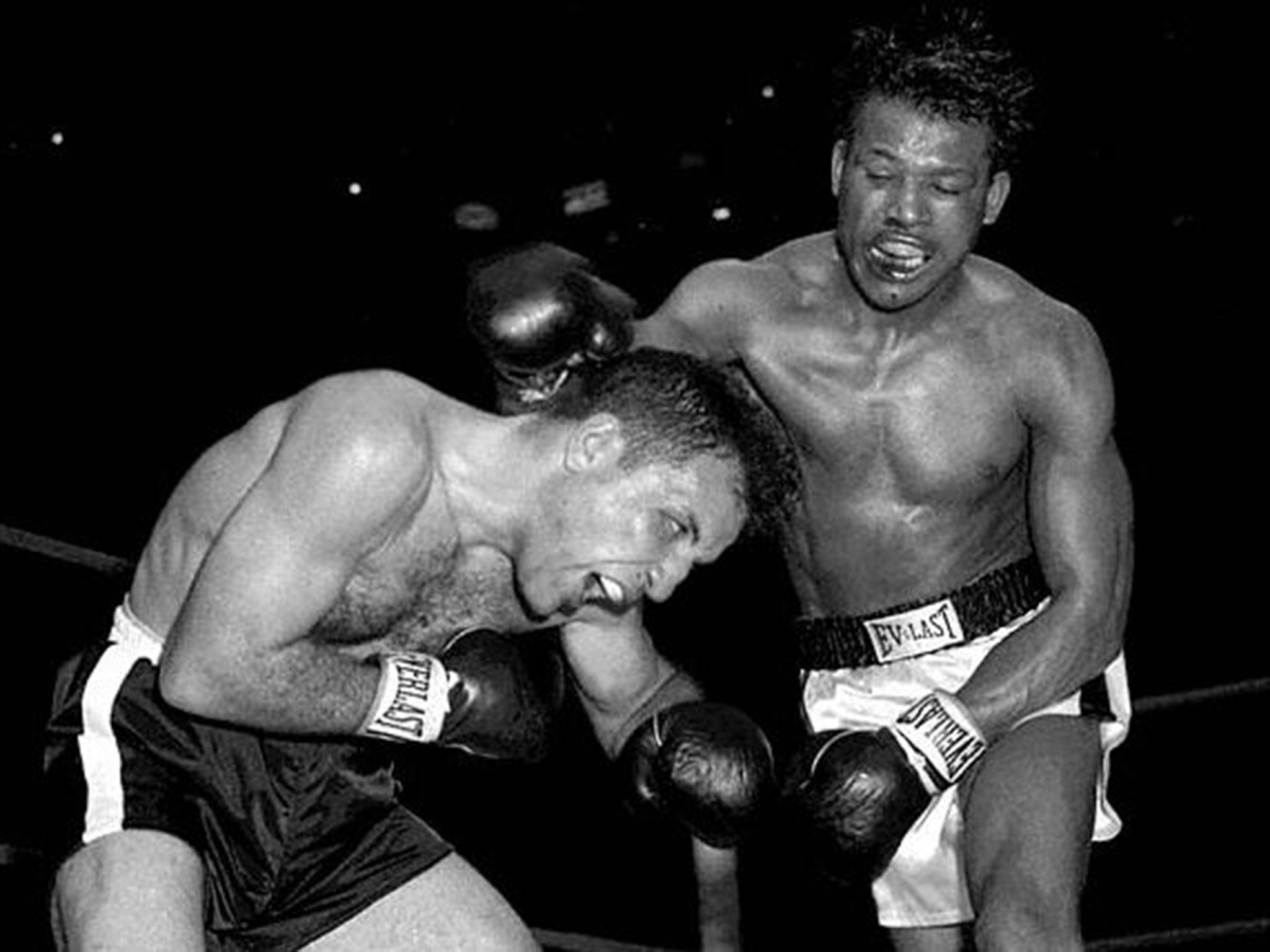 Steve Bunce: Sugar Ray Robinson and Jake LaMotta created the perfect ...