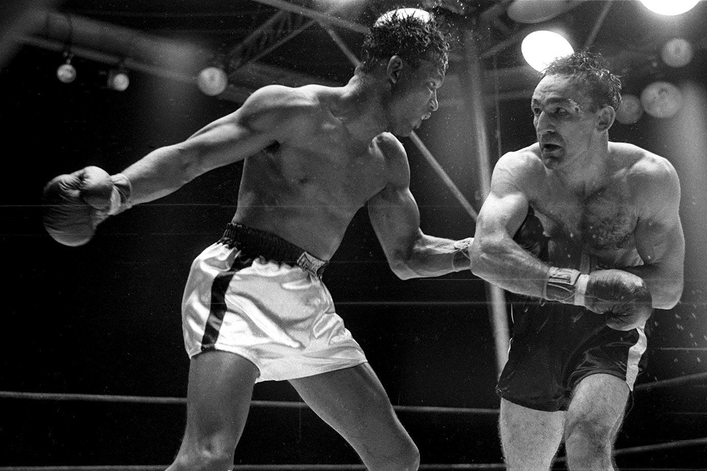 Sugar Ray Robinson Classic SI Photos | SI.com