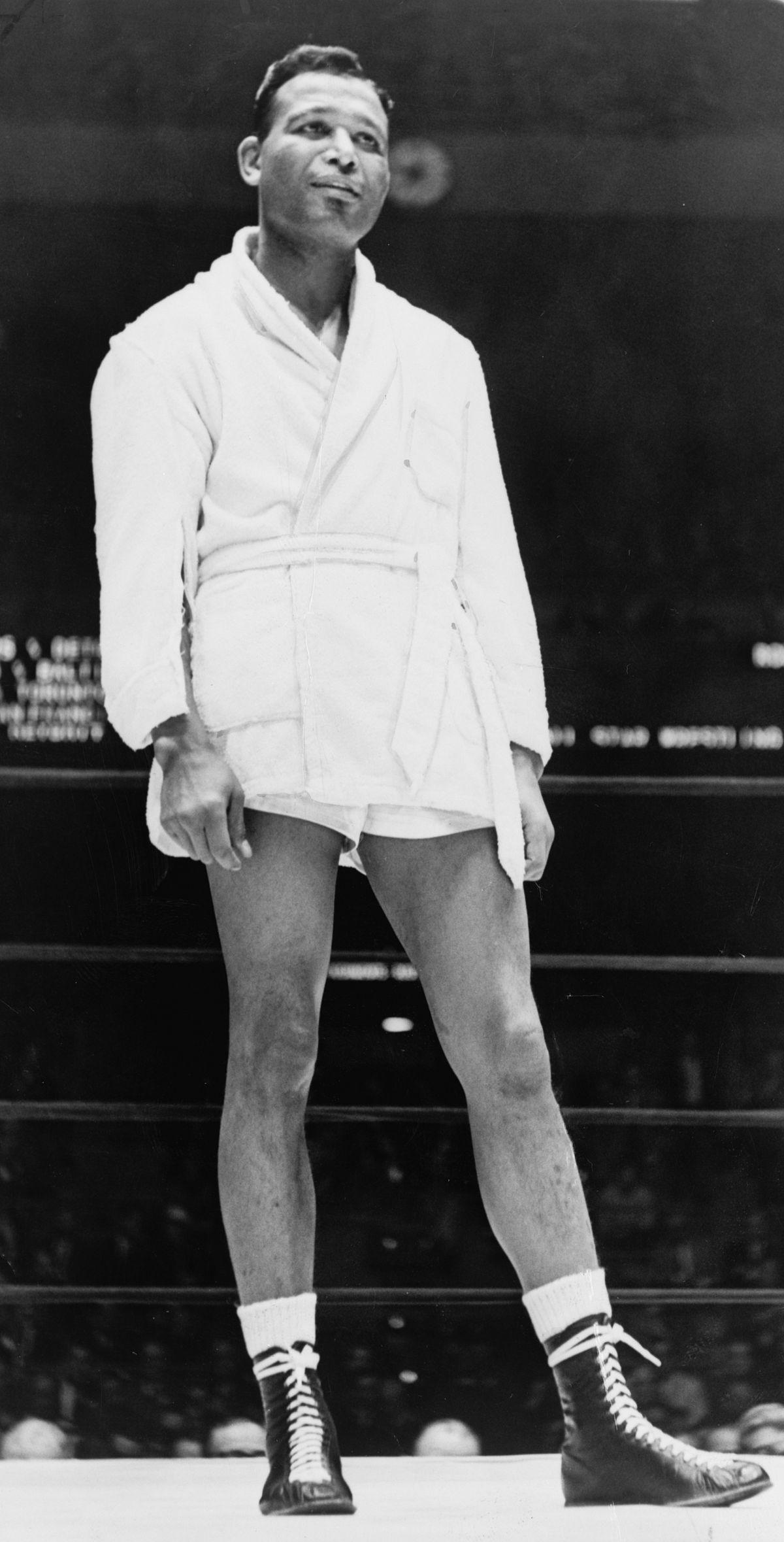 Sugar Ray Robinson - Wikipedia
