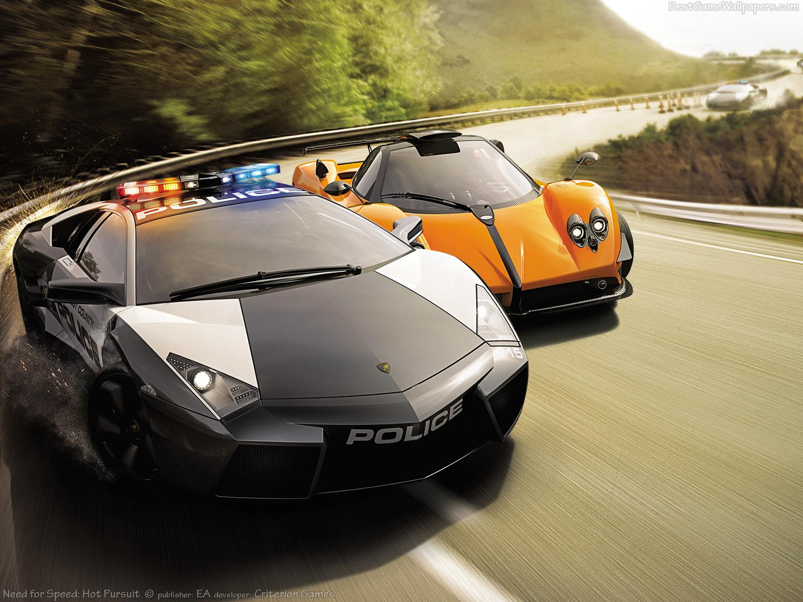 Hot Pursuit Wallpapers Wallpaper Cave