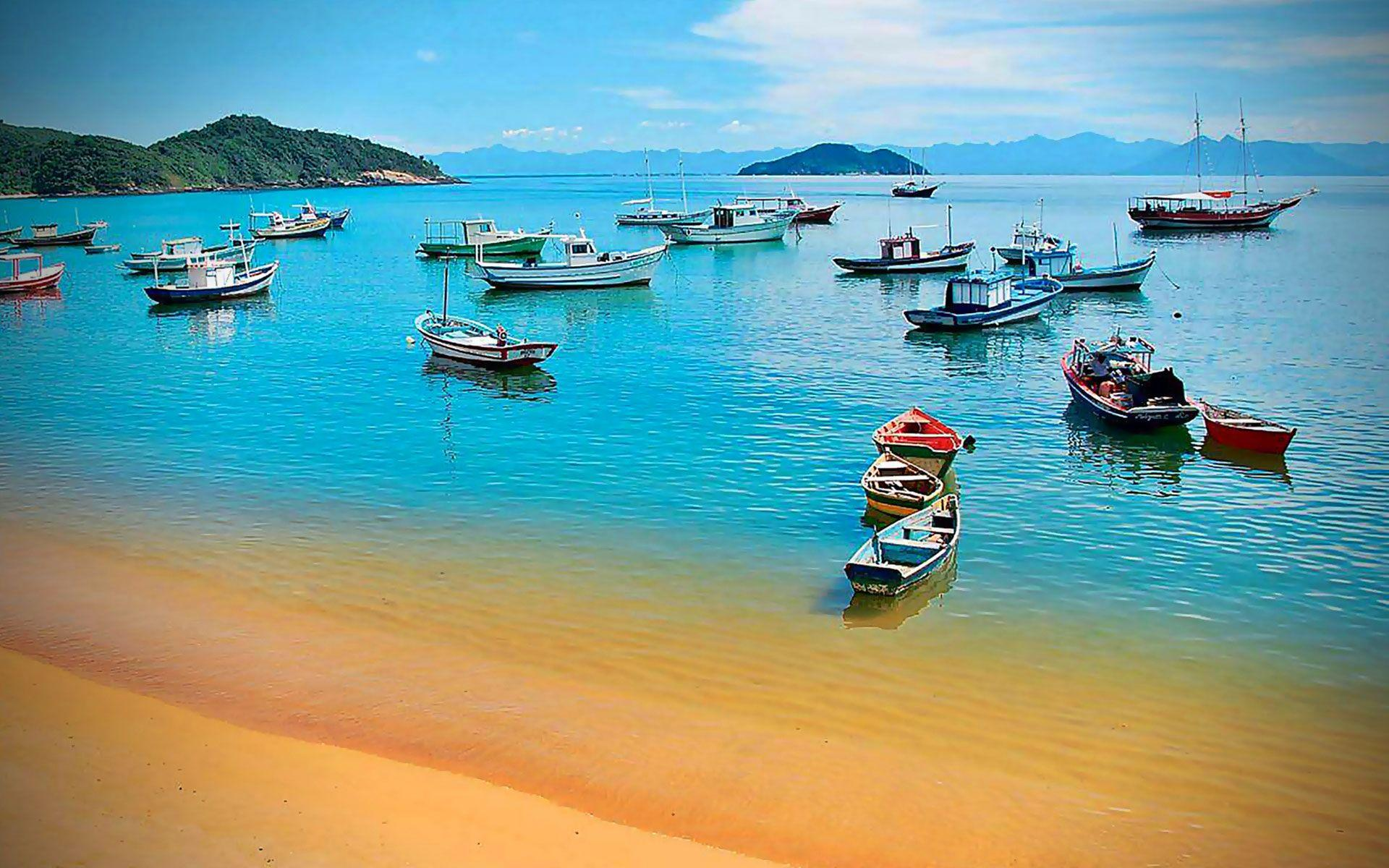 Buzios Brazil Beach HD Wallpapers in HD