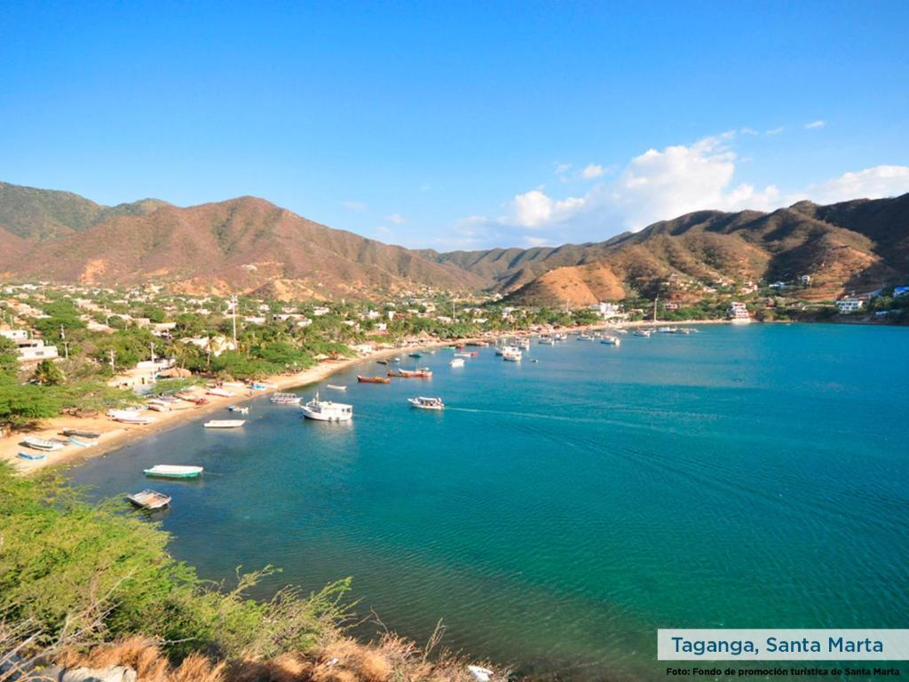 San Marcos Taganga - Santa Marta - book your hotel with ViaMichelin