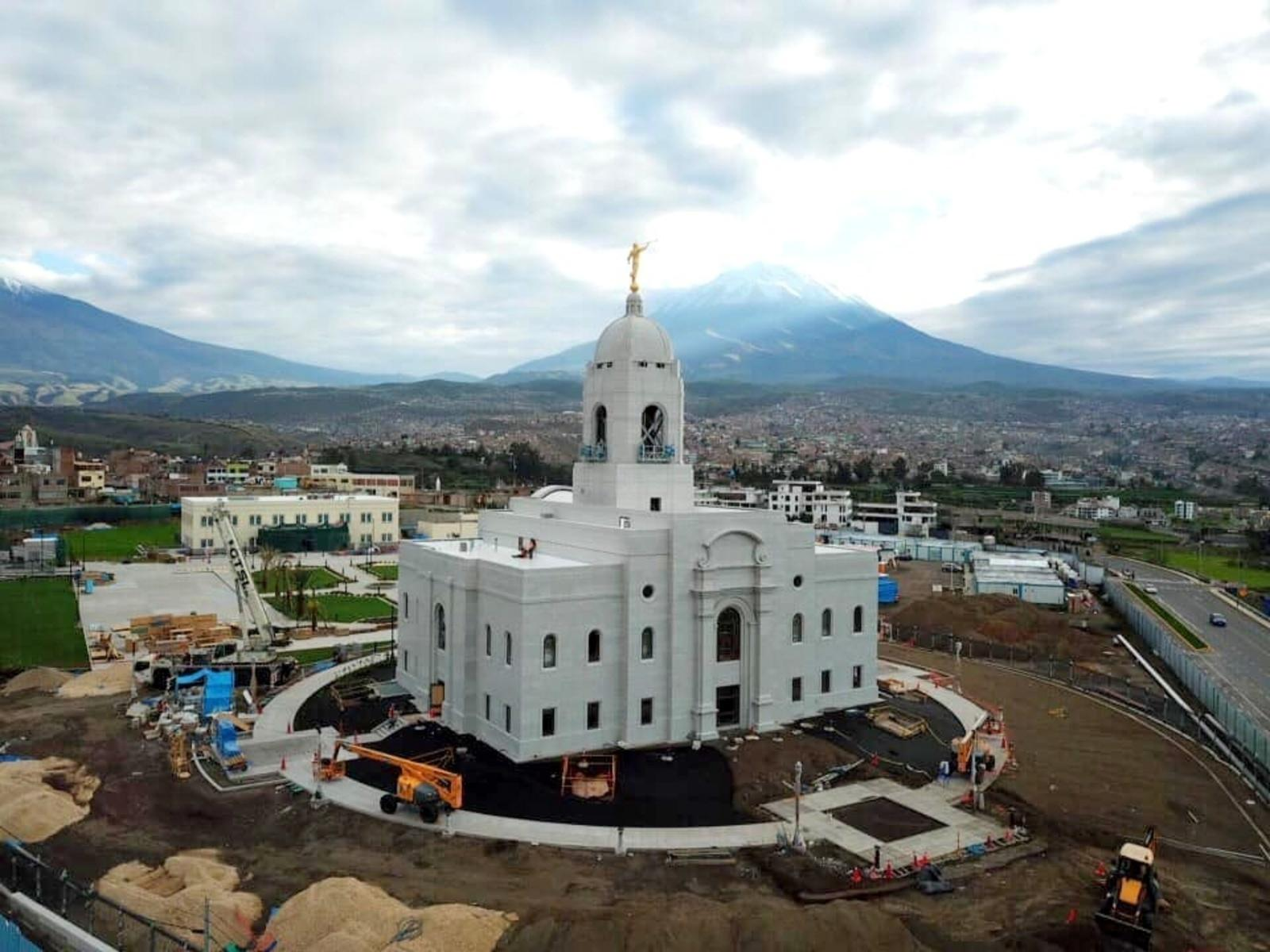 Arequipa Peru Temple Photograph Gallery | ChurchofJesusChristTemples.org