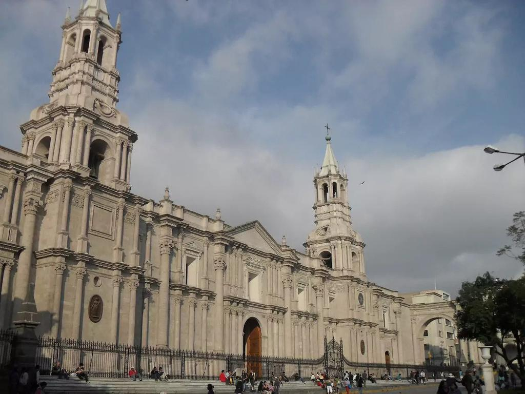 Apartment Aparts Downtown Arequipa, Peru - Booking.com