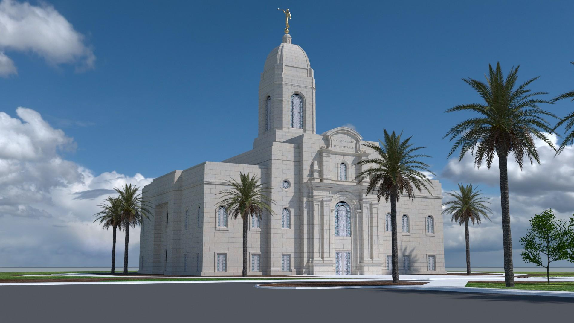 Arequipa Peru Temple video is online! | 3D Church of Jesus Christ ...