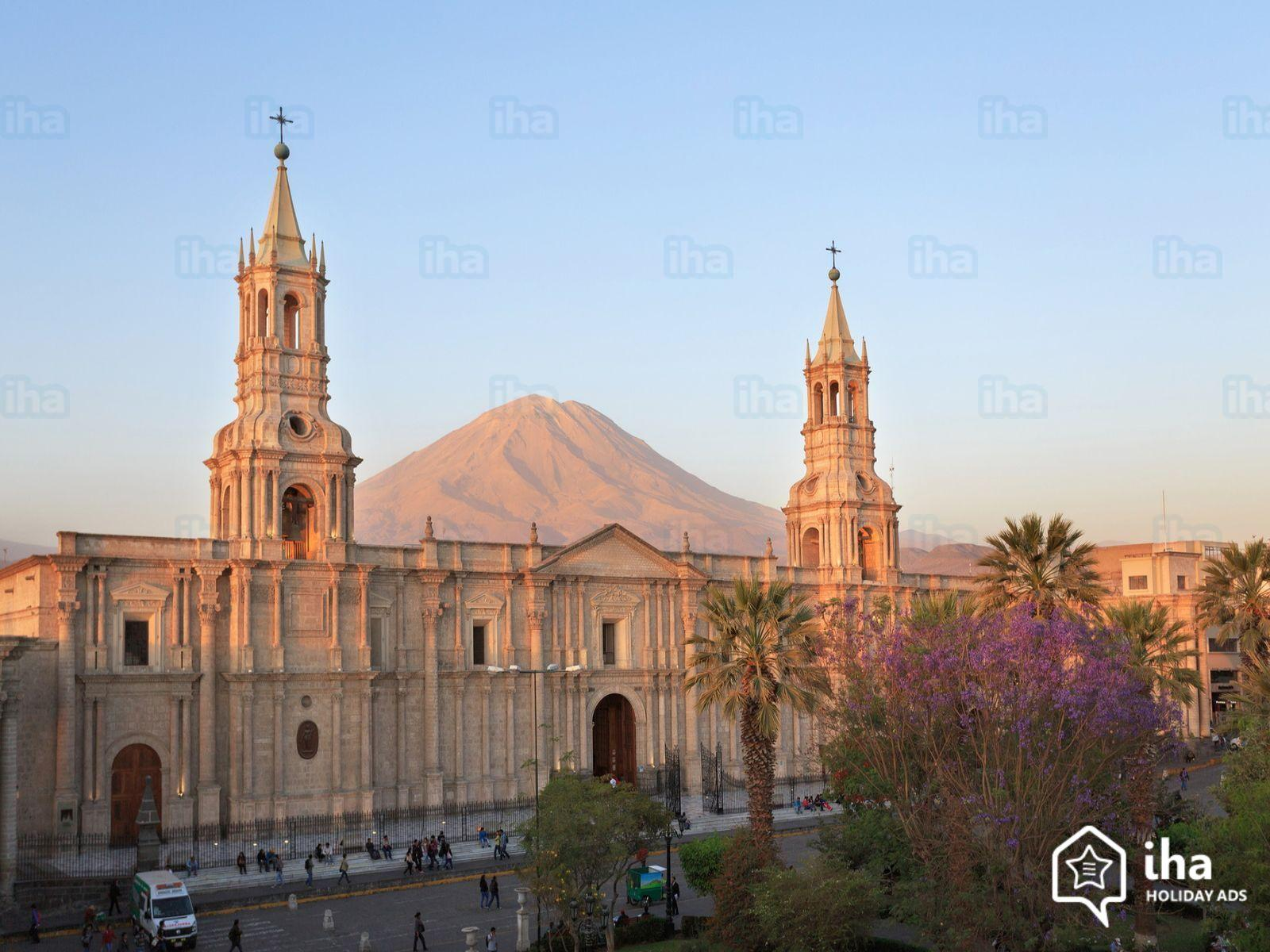 Arequipa rentals in an apartment-flat for your vacations with IHA