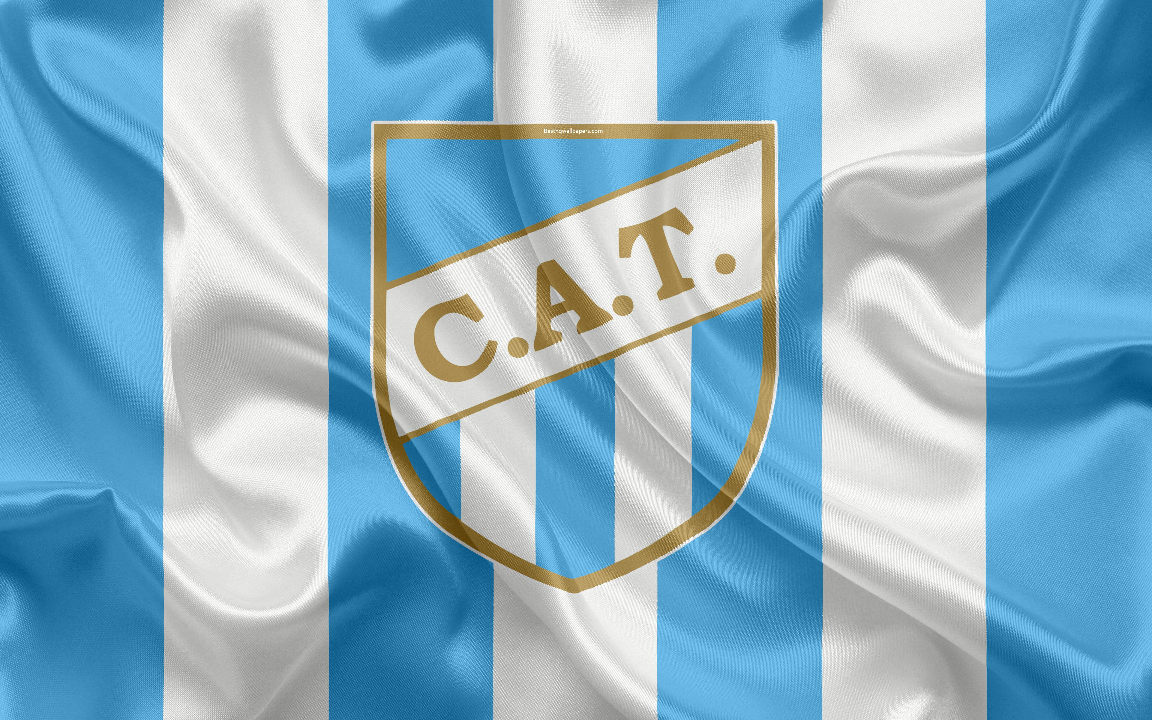 Download wallpapers Atletico Tucuman, 4k, Argentinian football club