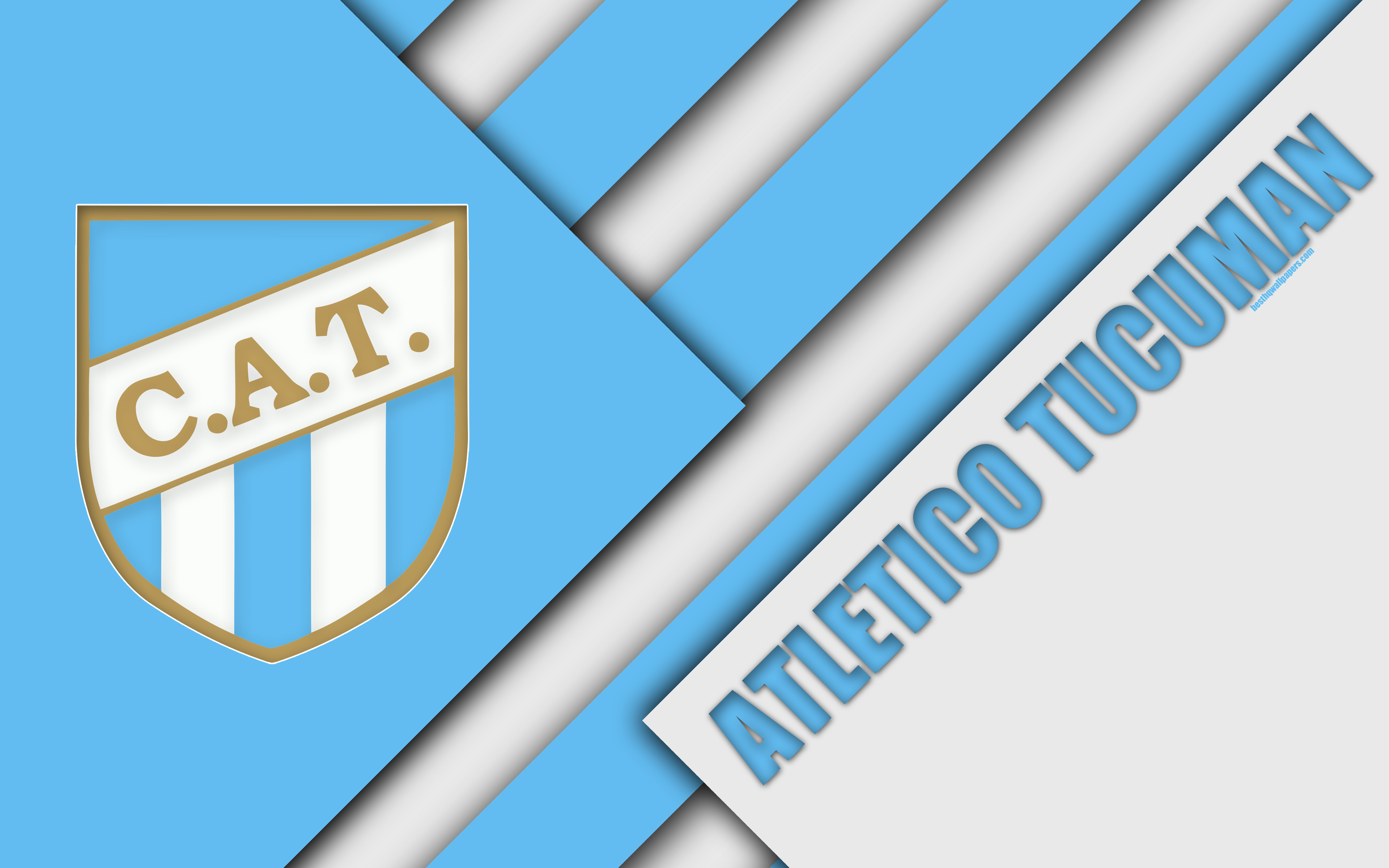 Download wallpapers Club Atletico Tucuman, Argentine football club