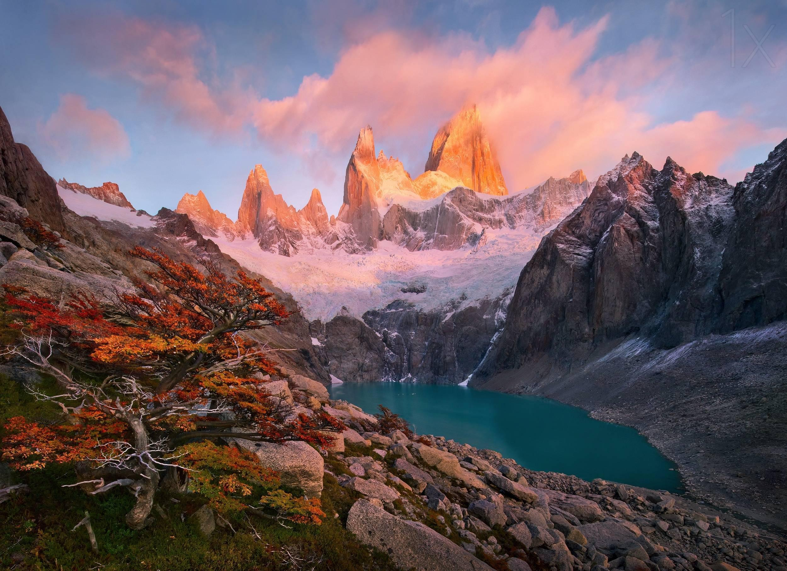 Mount Fitzroy Wallpapers 4