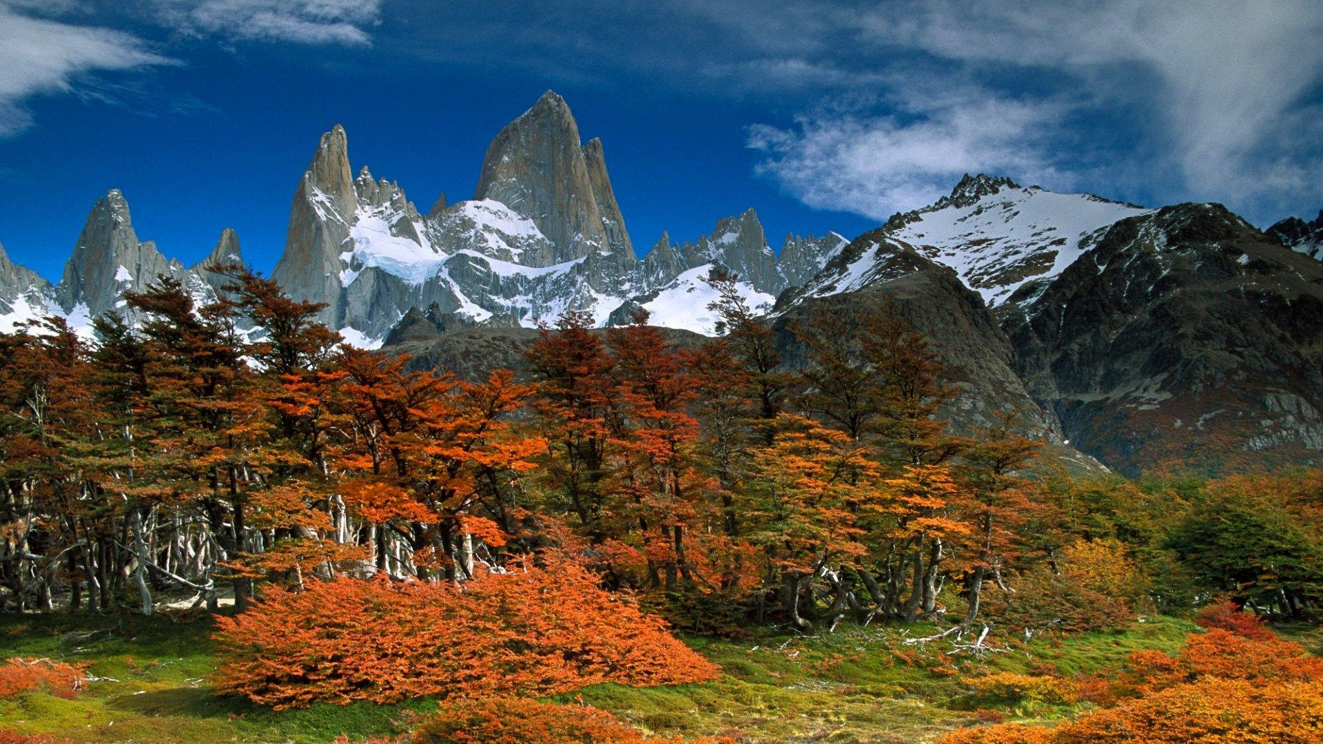 Mount Fitzroy HD Wallpapers