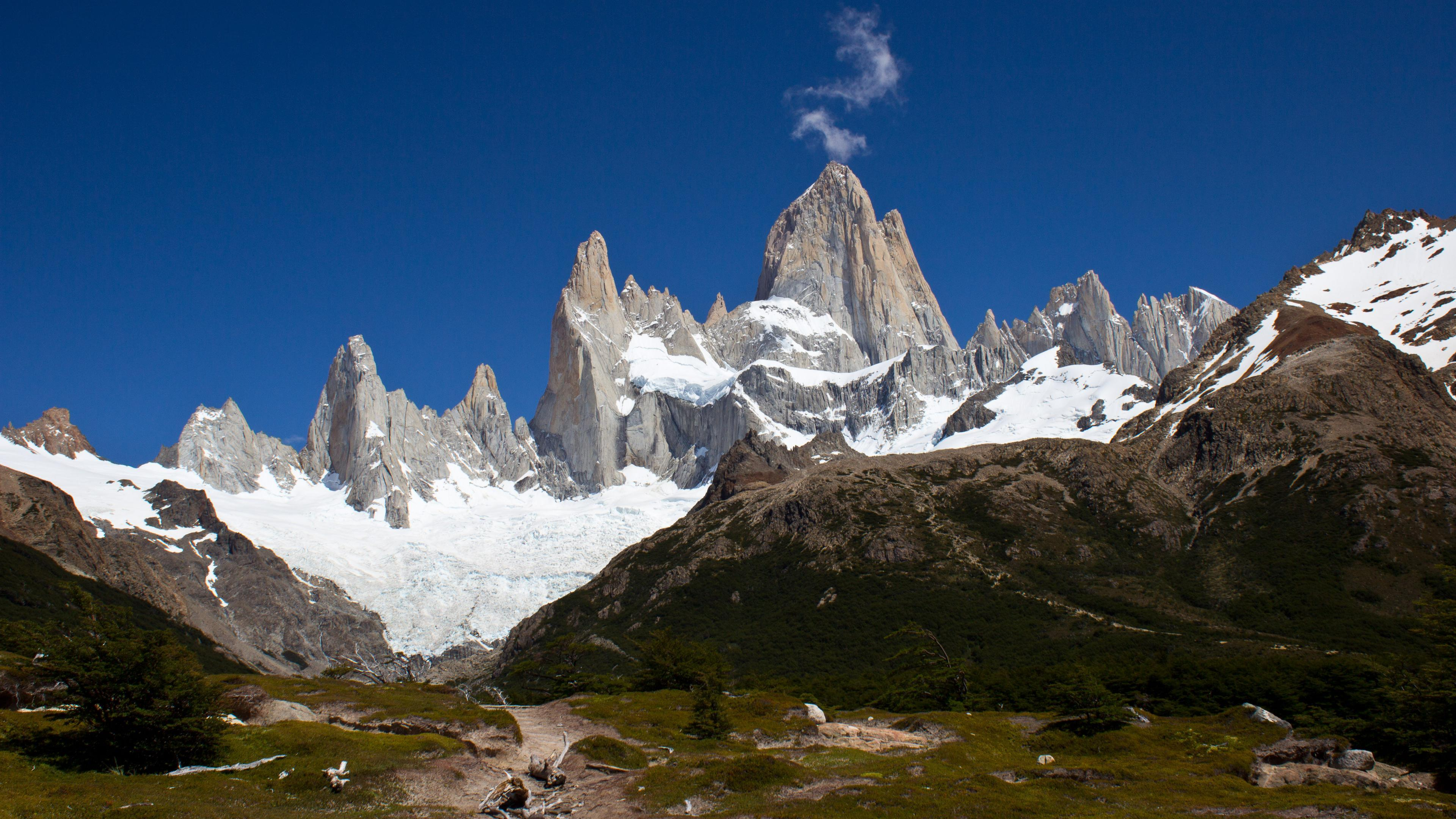 Cerro Fitz Roy, Argentina Wallpapers