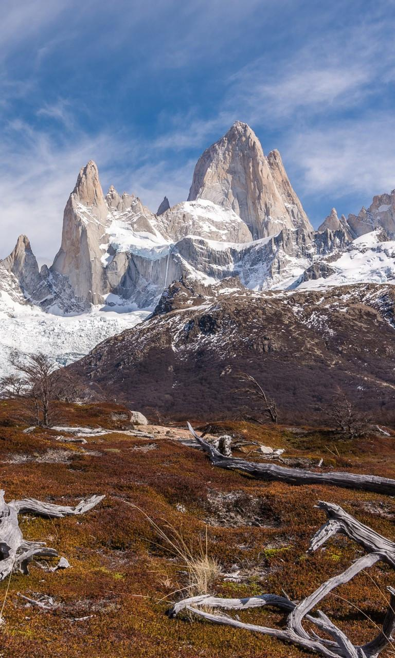 mount fitz roy wallpapers