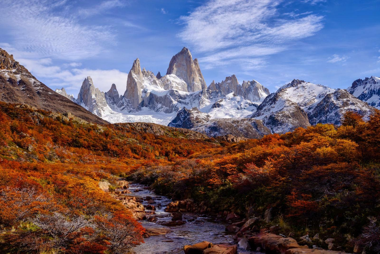 Fitz Roy Wallpapers Wonderful sociolatte Stunning Pics form Mt Fitz
