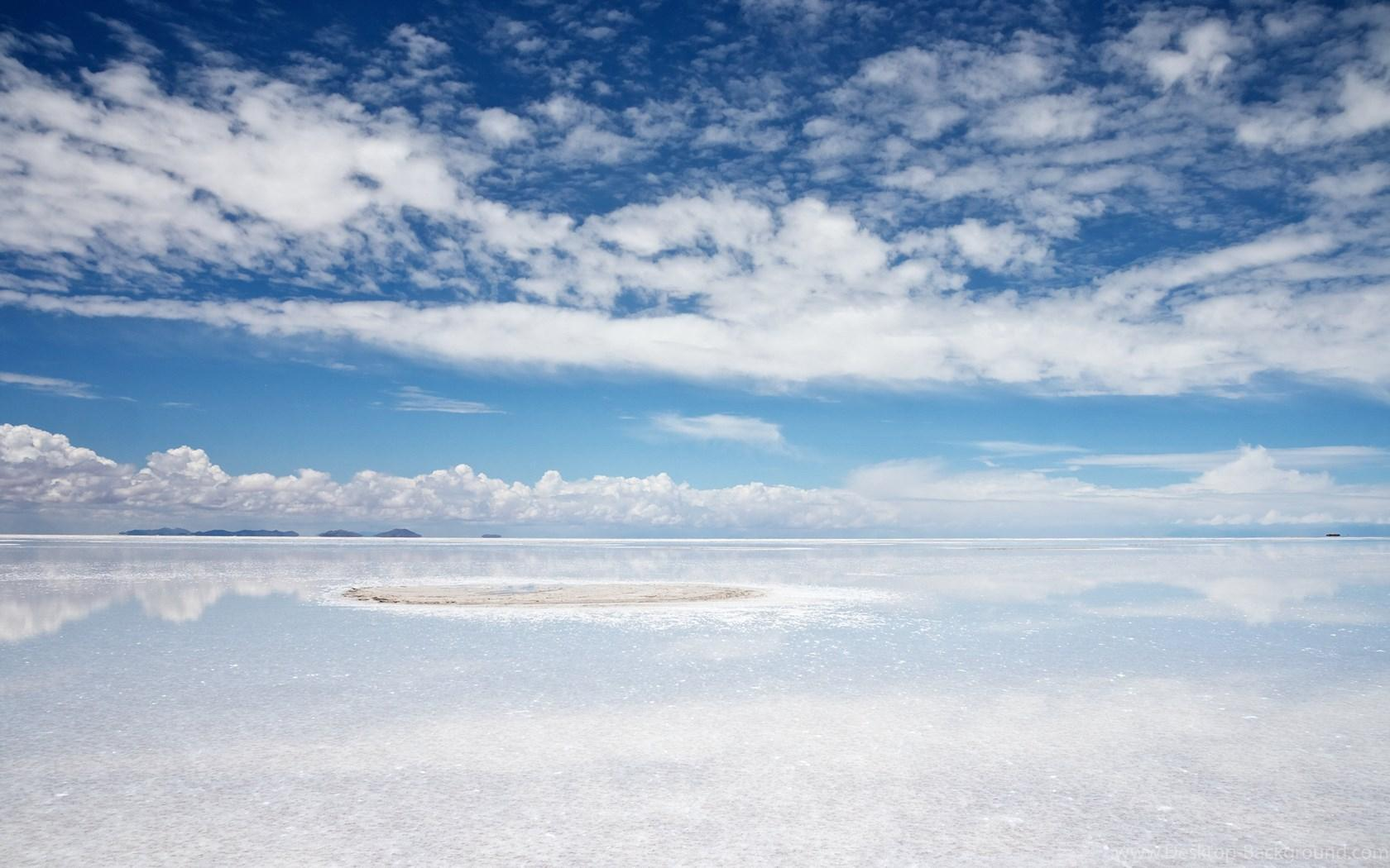 Salar De Uyuni Bolivia Wallpapers Desktop Backgrounds