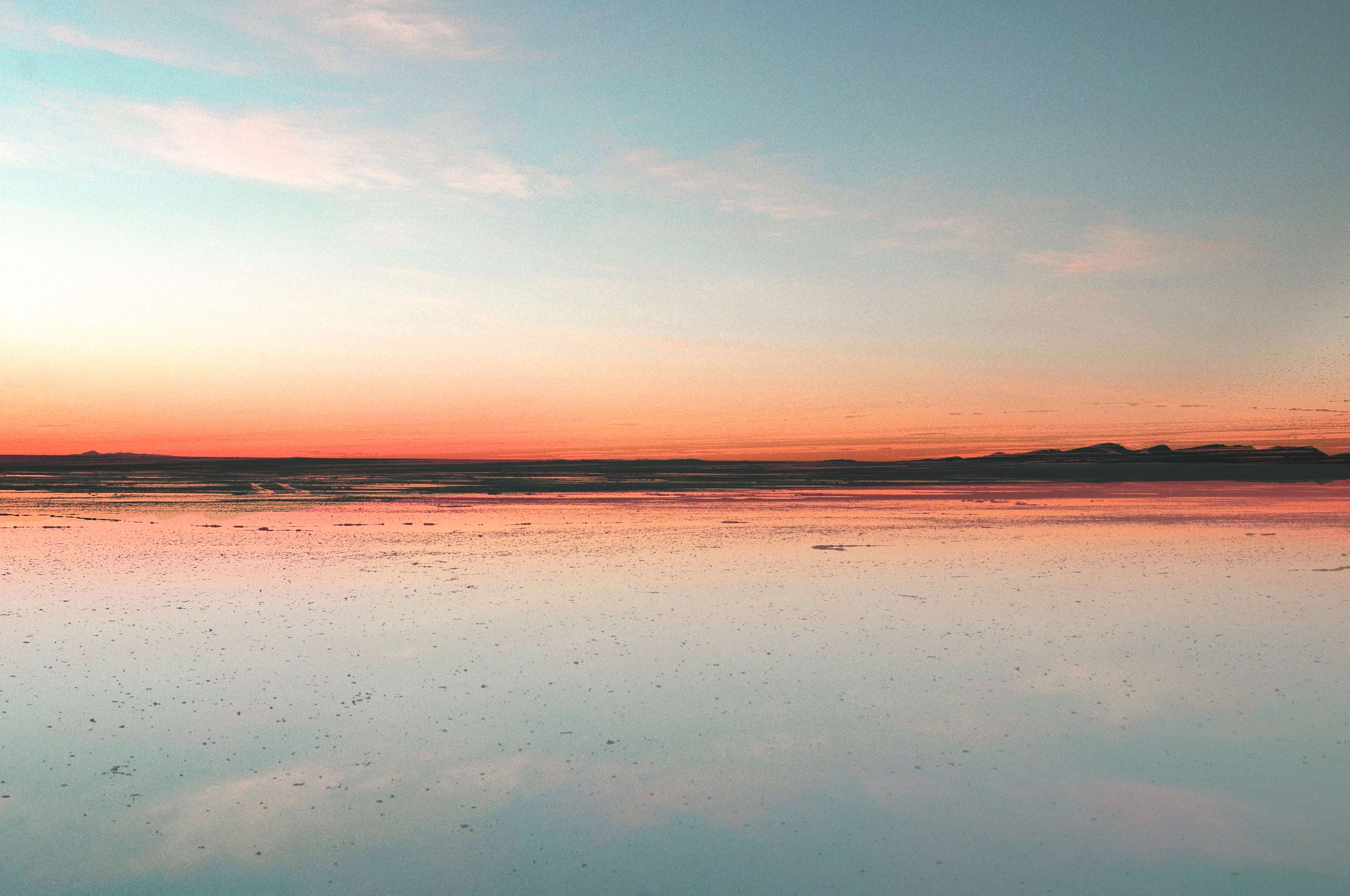 deser, salar, sunset, uyuni 4k wallpapers and backgrounds
