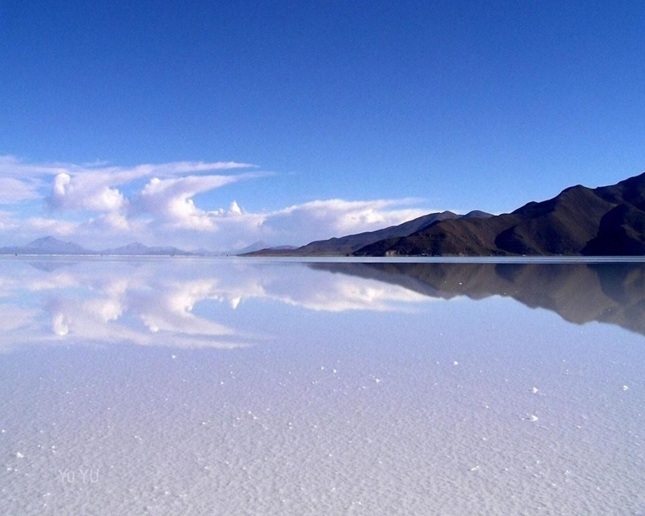Amazing Salar De Uyuni 09 Wallpapers 1280x1024 Wallpapers