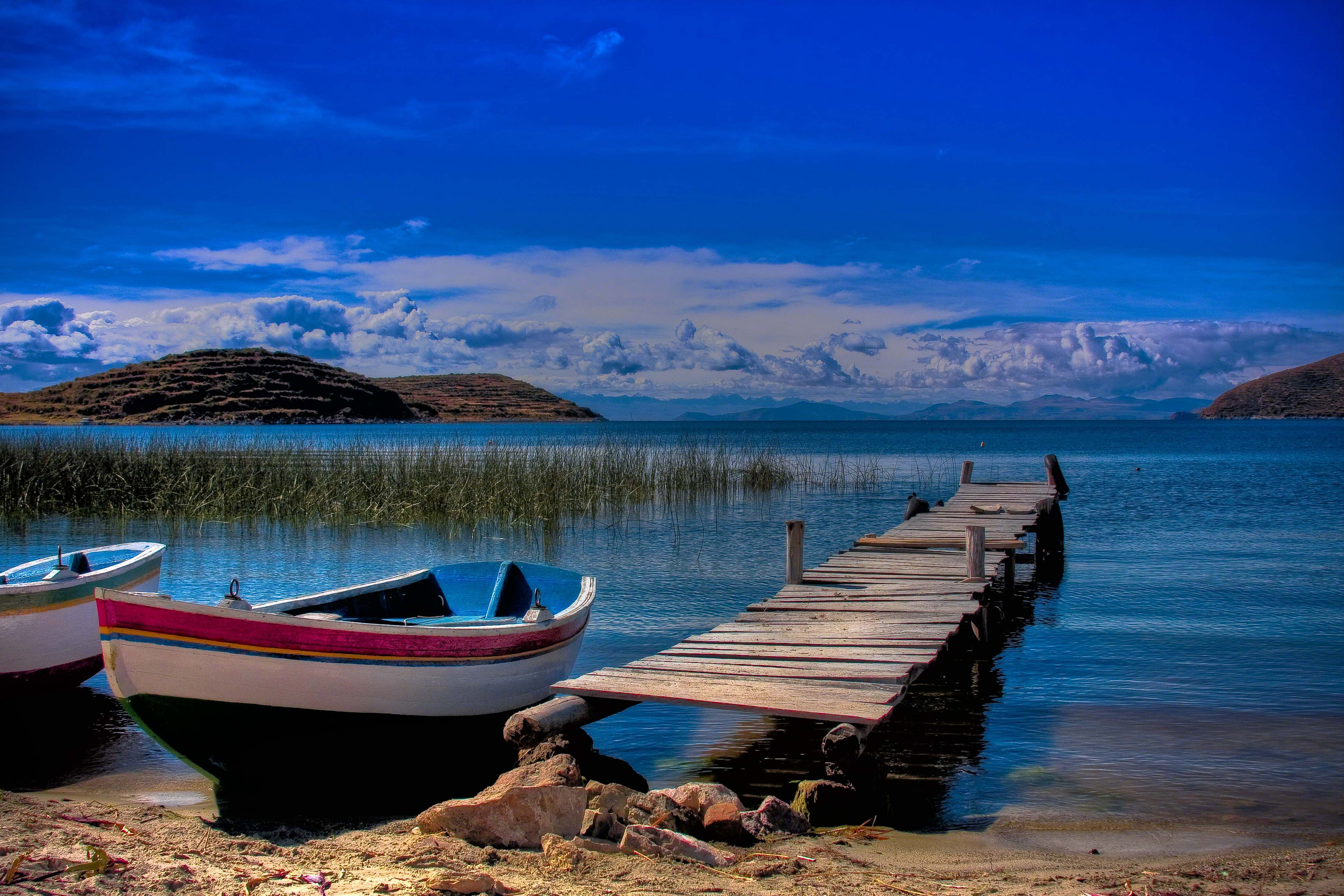 Lake Titicaca Wallpapers Wallpapers High Quality | Download Free