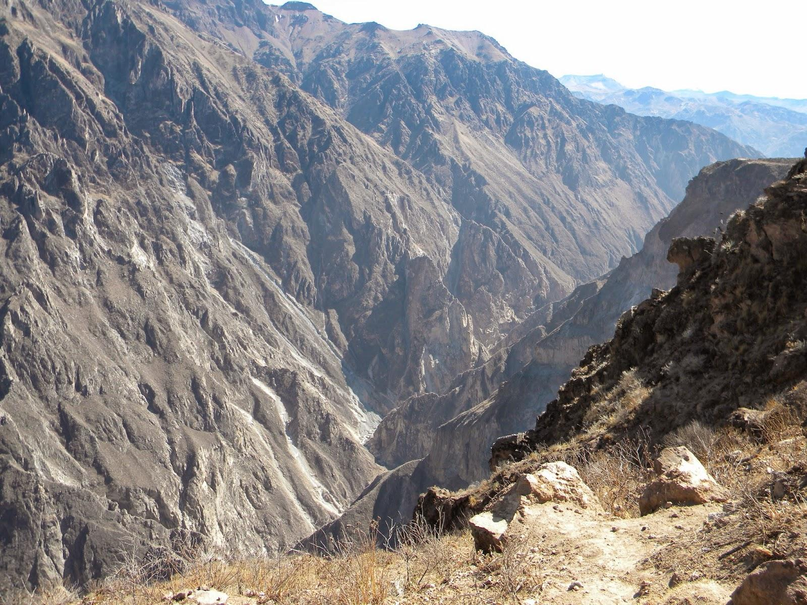 Tourist First: Peru: Colca Valley, Colca Canyon