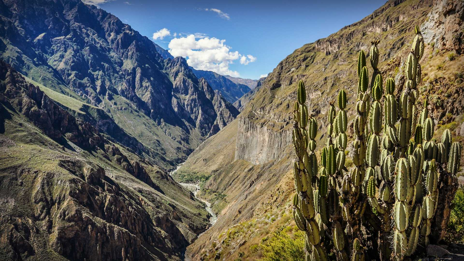 Hiking the Colca Canyon Trek in Arequipa