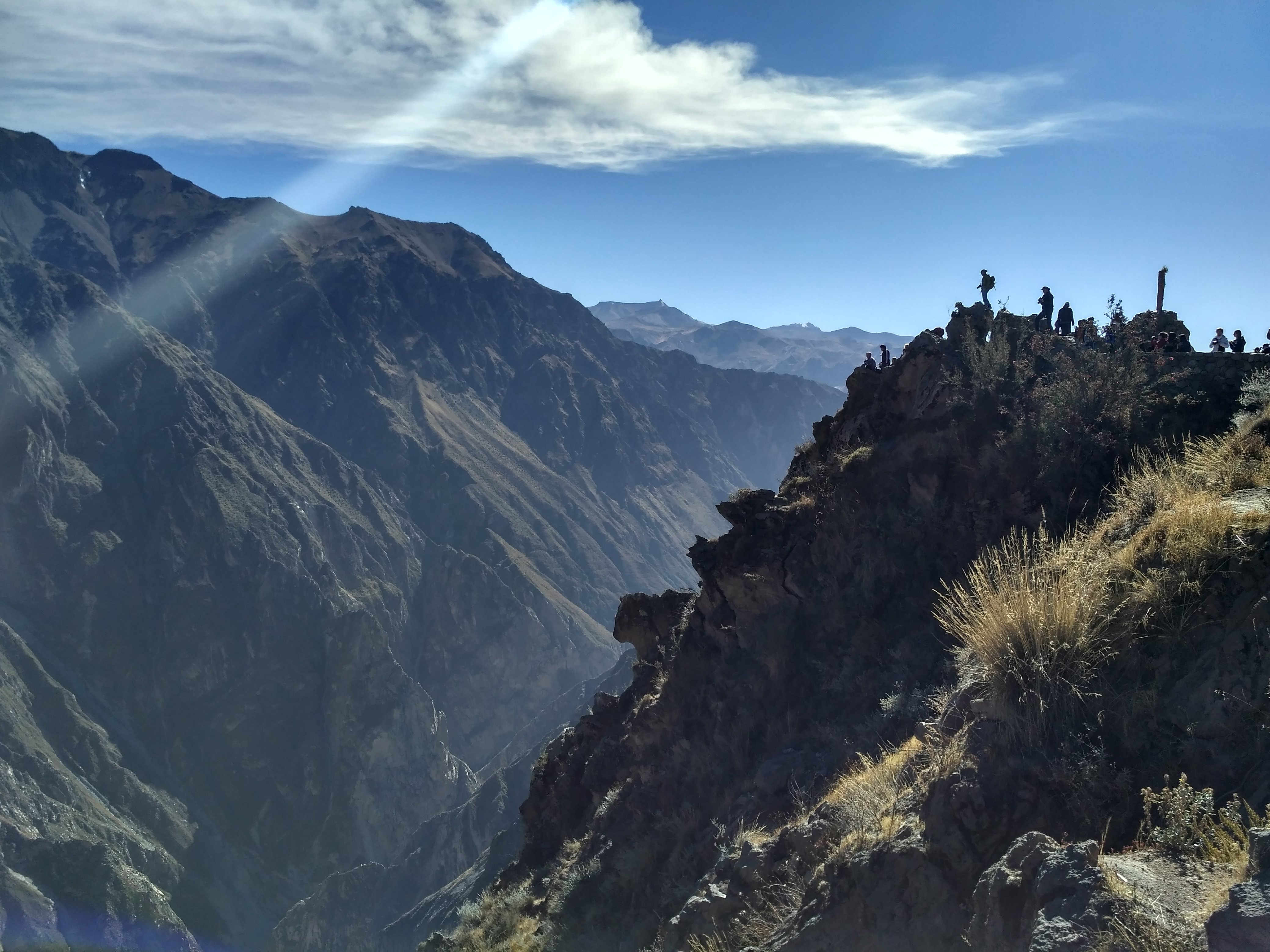 Colca Canyon From Arequipa