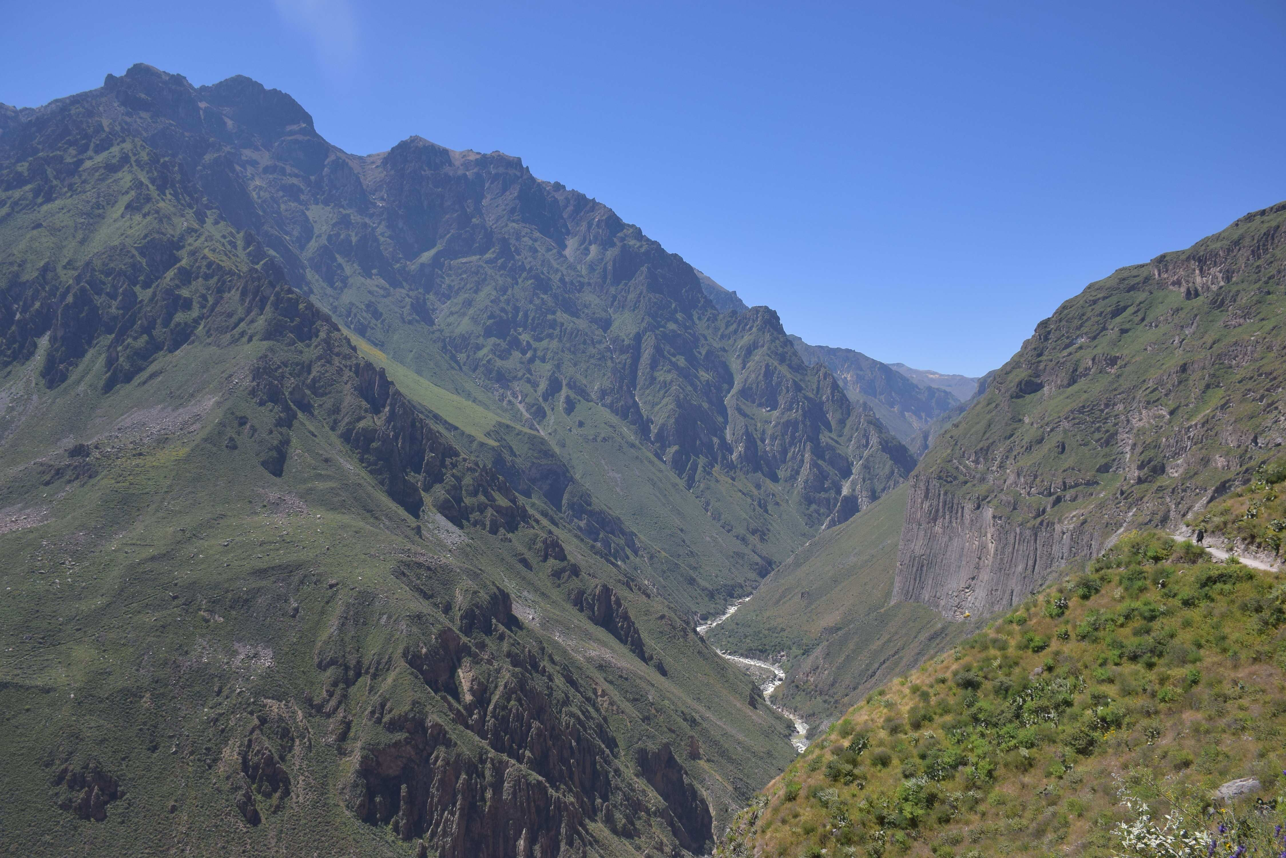 The Colca Canyon Tour