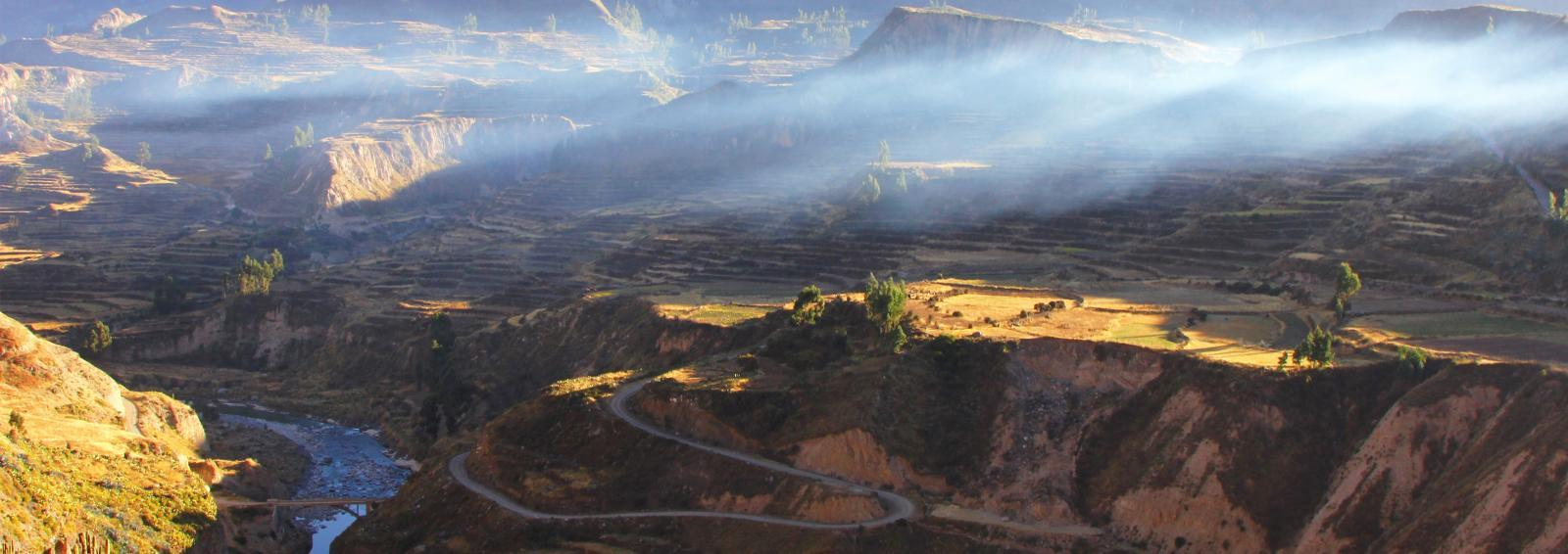Colca Canyon Trips, Colca Canyon Tours, Colca Canyon Holidays