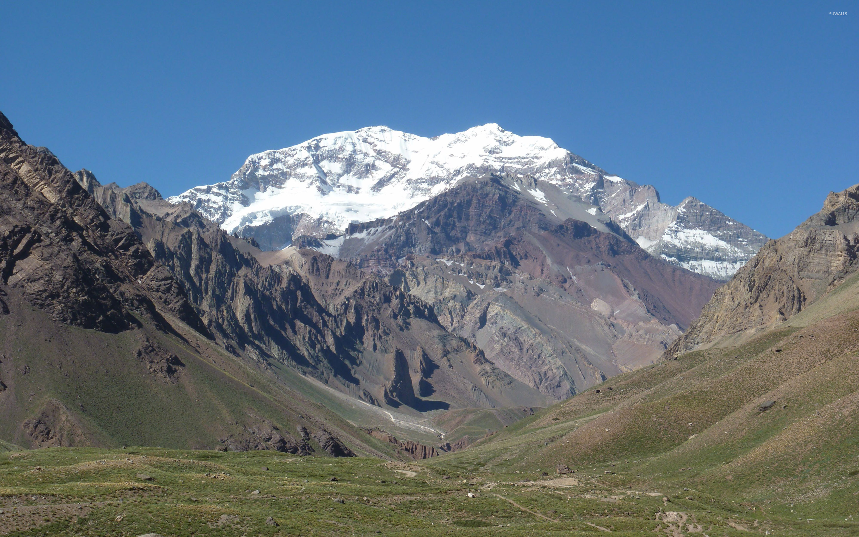 Aconcagua, Argentina [2] wallpapers