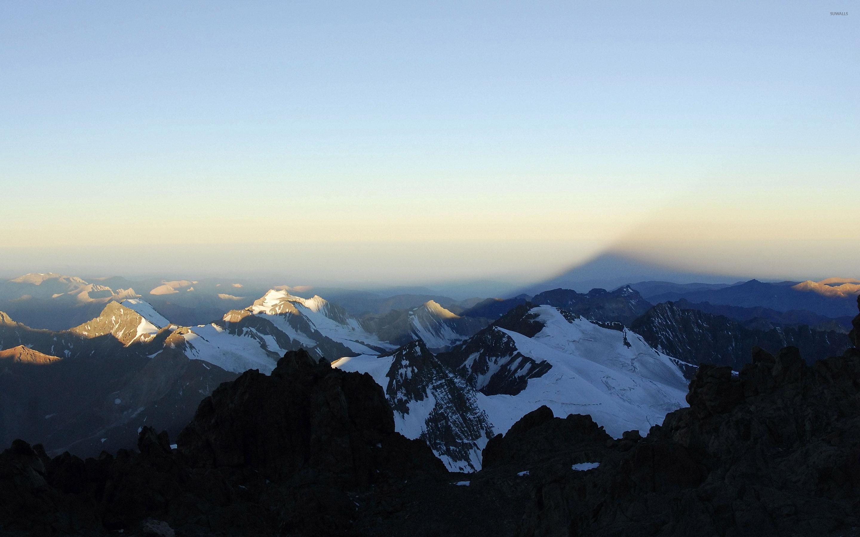 Aconcagua, Argentina [3] wallpapers