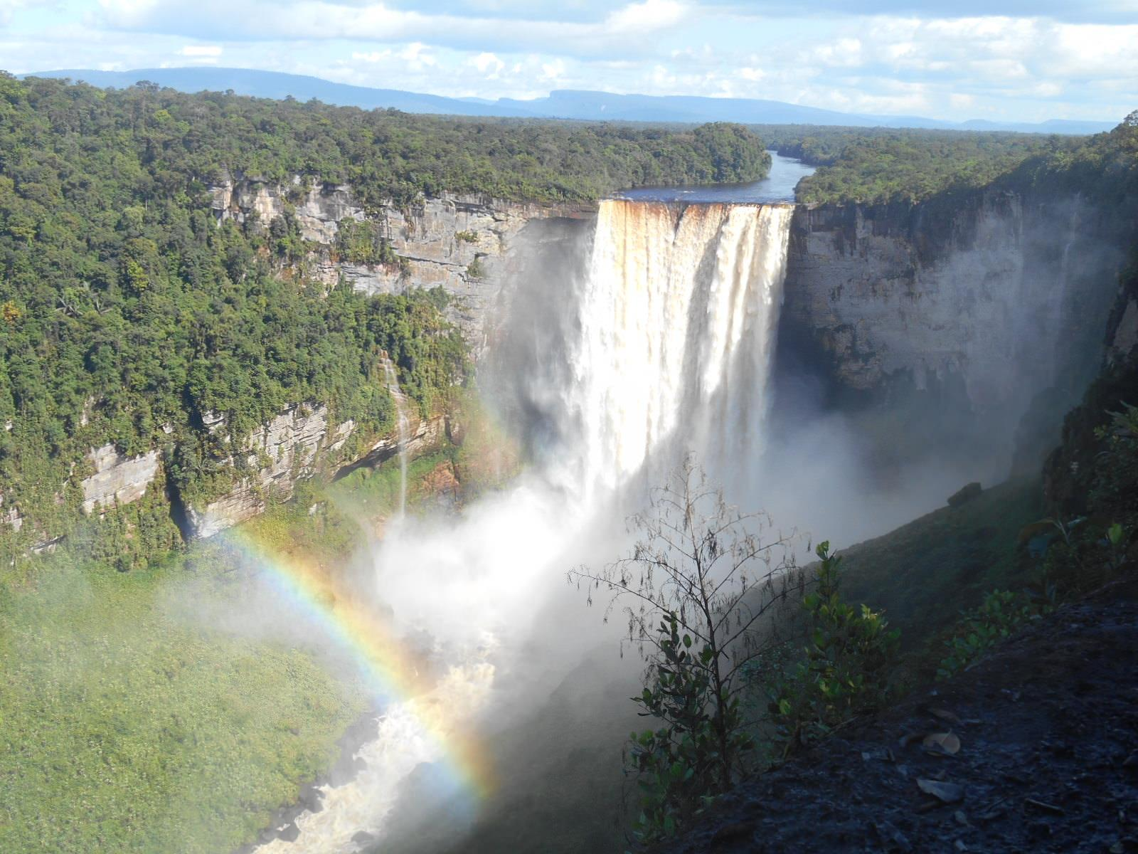 Visiting Kaieteur Falls Guyana: The Highest Waterfall in the World