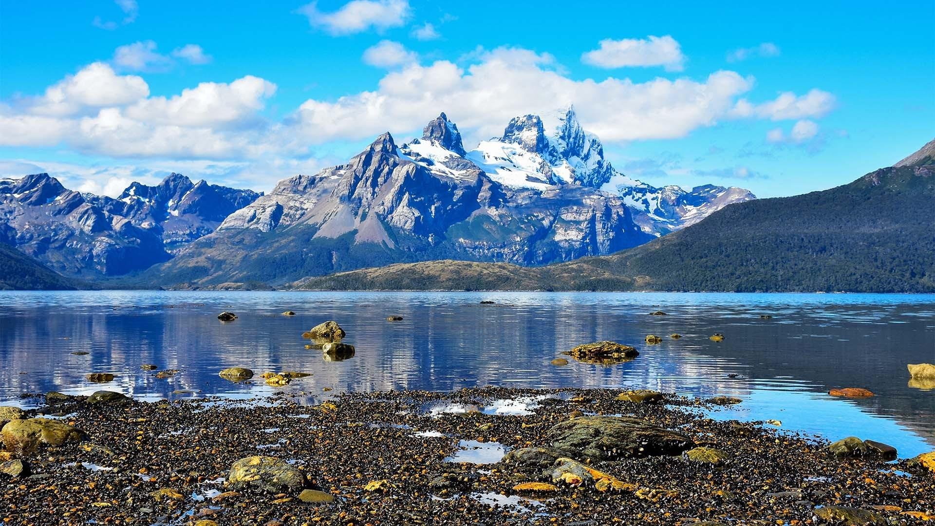 Cruising in Tierra del Fuego, Patagonia: a window on the world