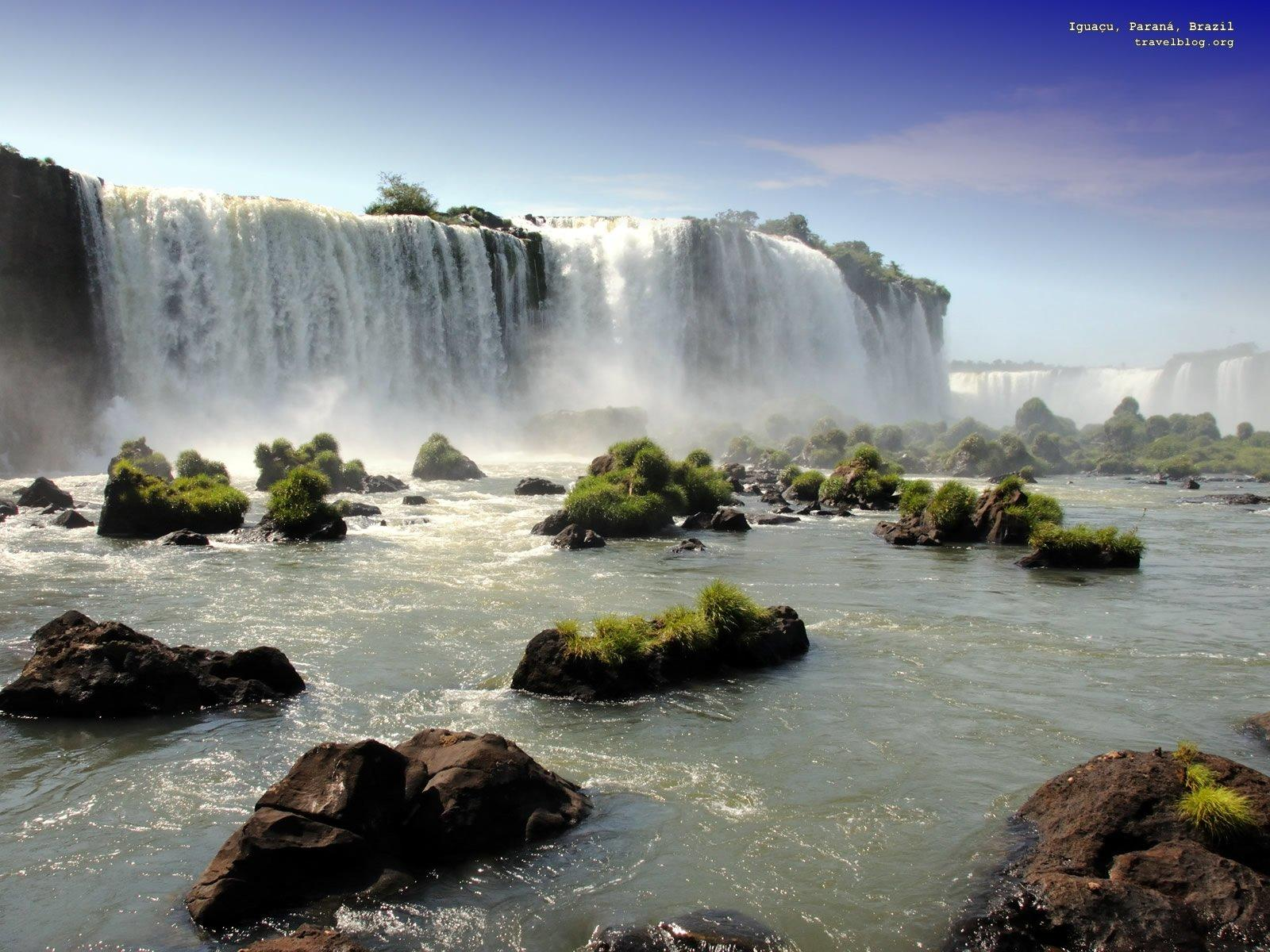 29 Iguazu Falls HD Wallpapers | Background Images - Wallpaper Abyss